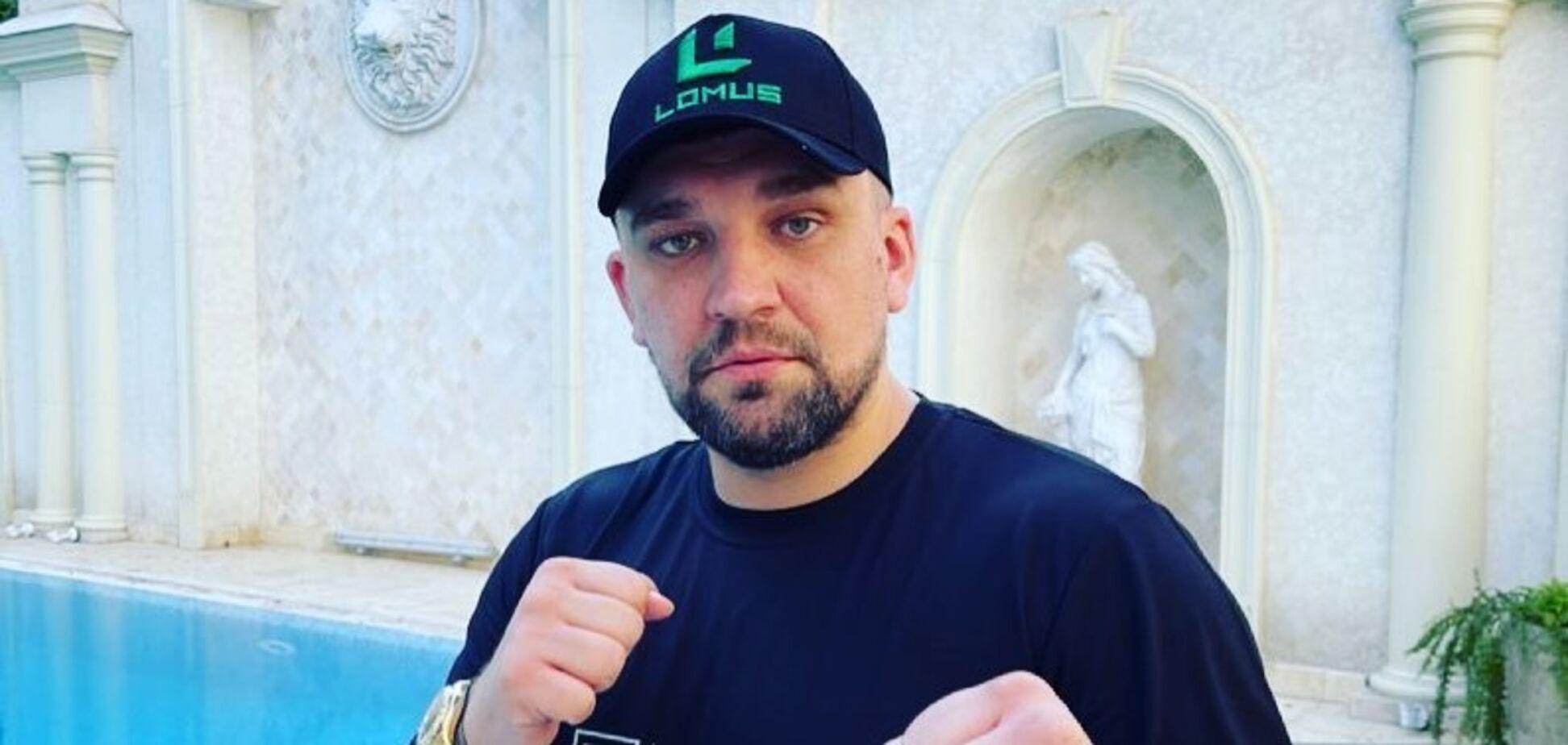 Скандальный рэпер Баста снова собрался в Украину с концертом
