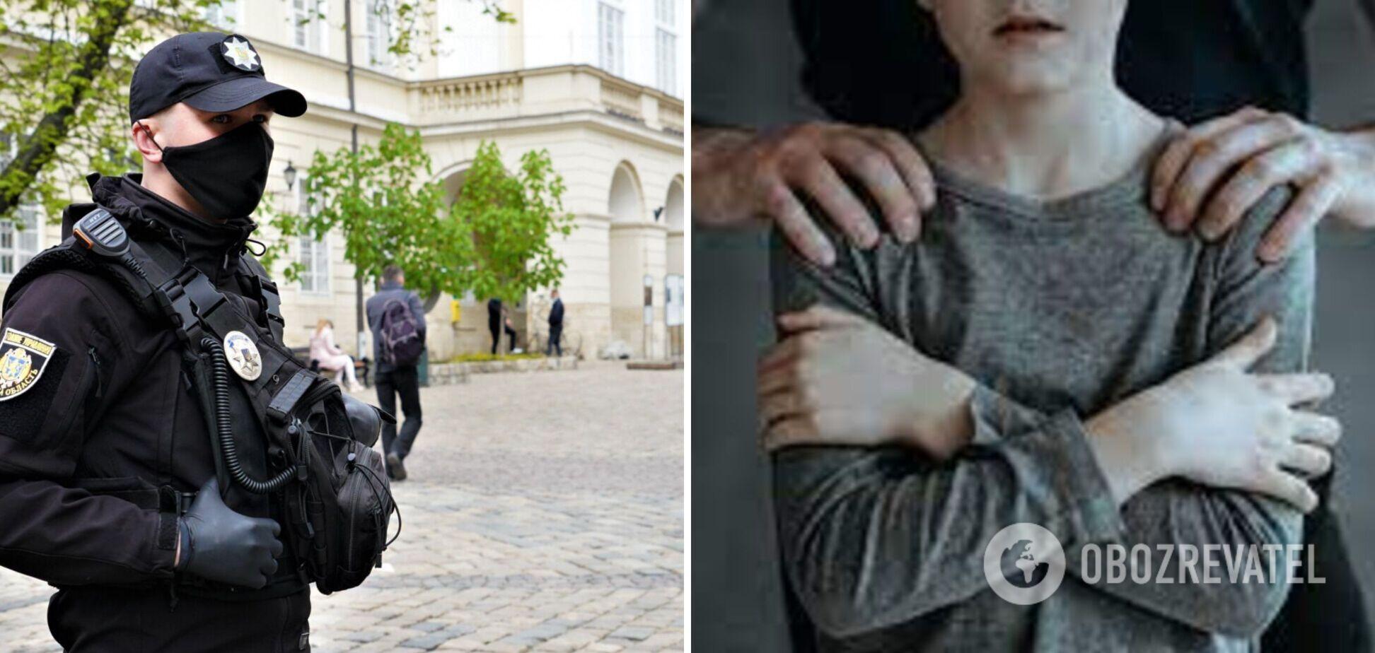 На Львовщине задержан педофил, которого подозревают в 19 случаях изнасилований и совращений детей