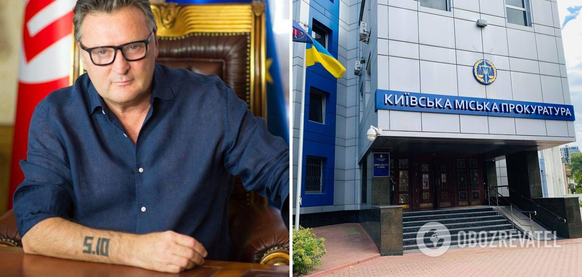 Лидеру партии 5.10 Балашову вручили подозрение в деле о разрушении объектов под охраной ЮНЕСКО