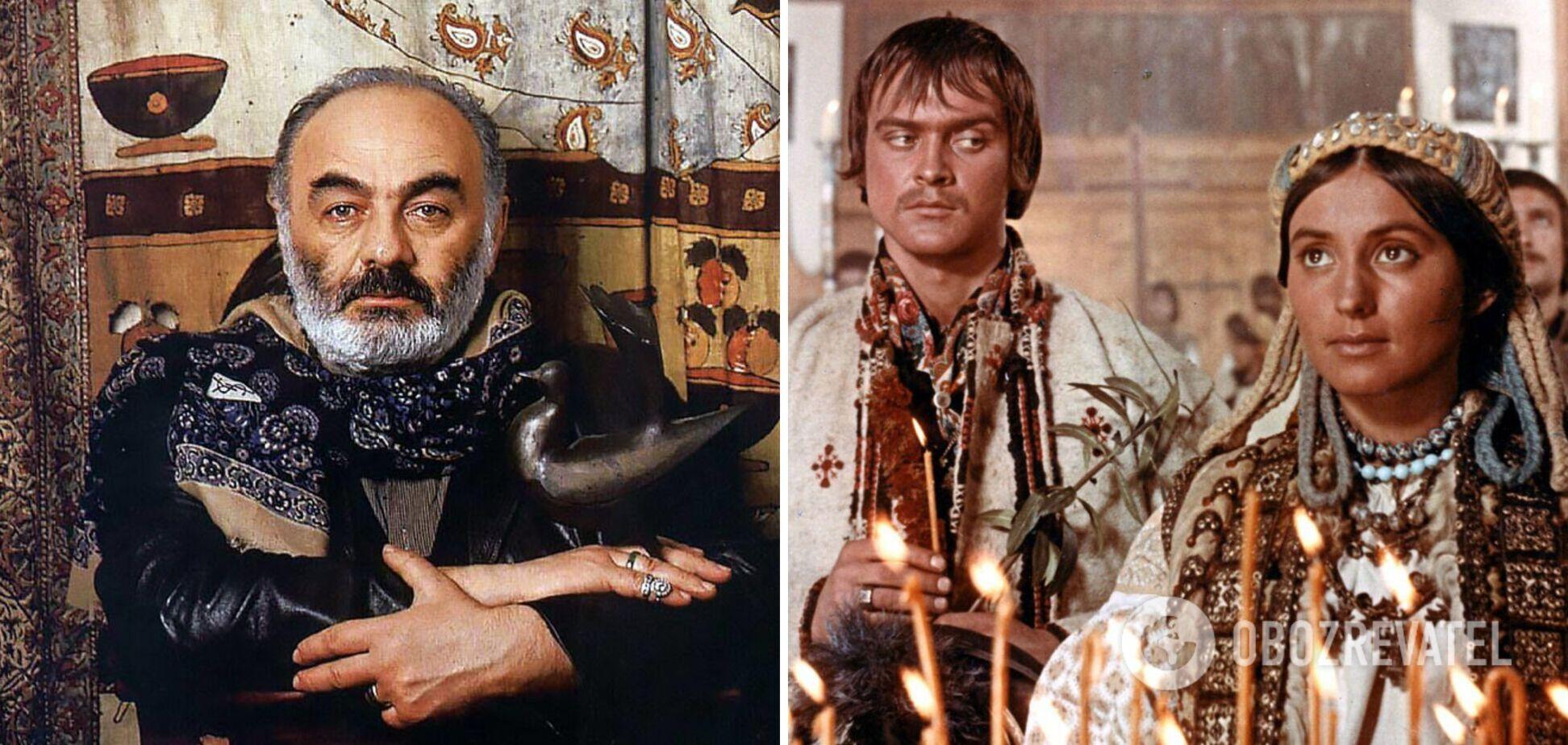 Армянский режиссер снимал фильмы об Украине