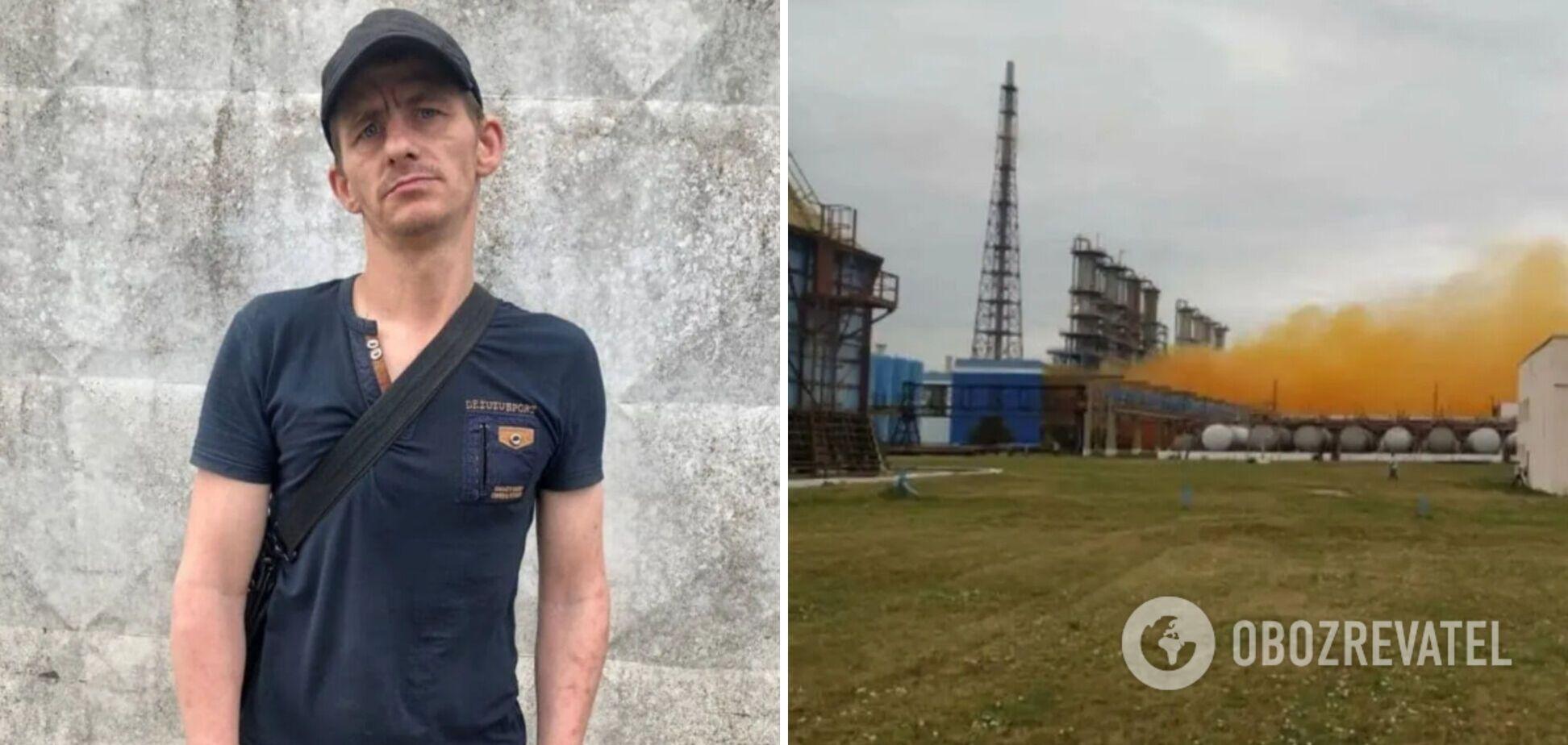 Новости Украины: из СИЗО сбежал подозреваемый, а на химзаводе Фирташа произошел взрыв