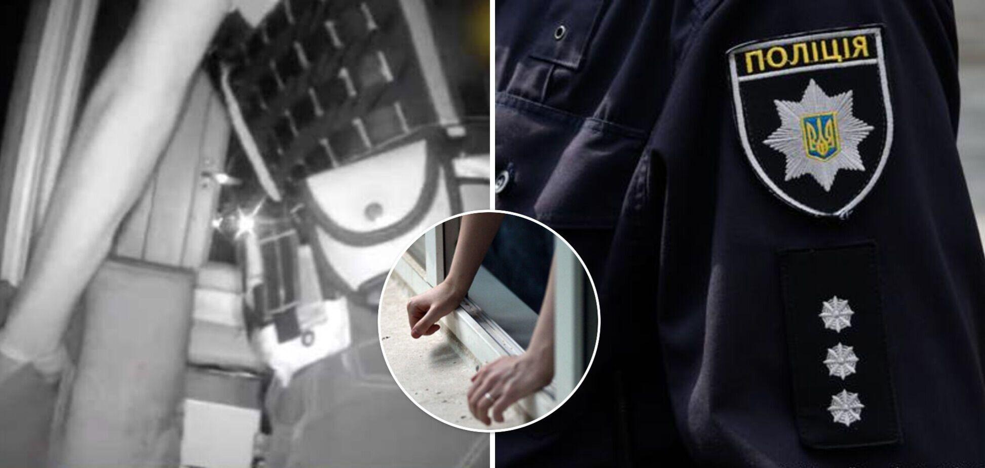 В Черновцах мужчина выпал с 8-го этажа: от смерти спасла антенна соседки. Видео