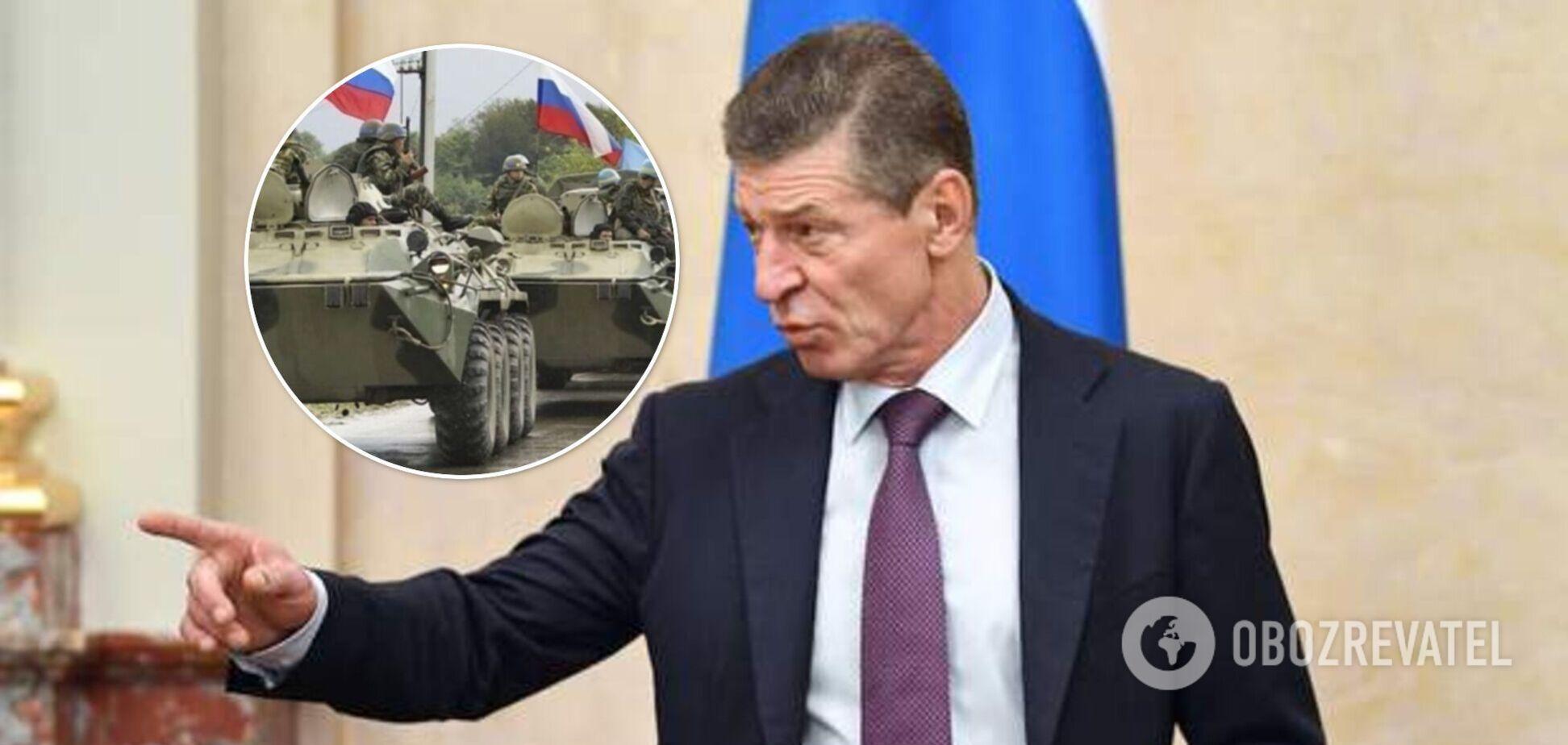 У Путина пригрозили Украине наступлением на Донбассе, если Киев пойдет на отвоевывание своих территорий