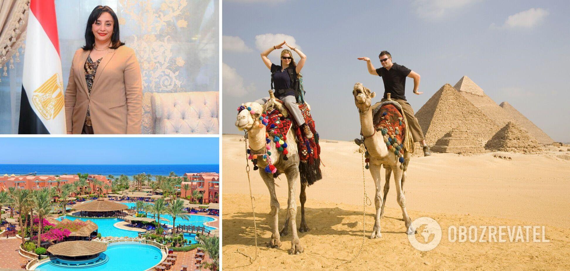 Представительница Египта рассказала об особенностях и условиях отдыха на курортах страны