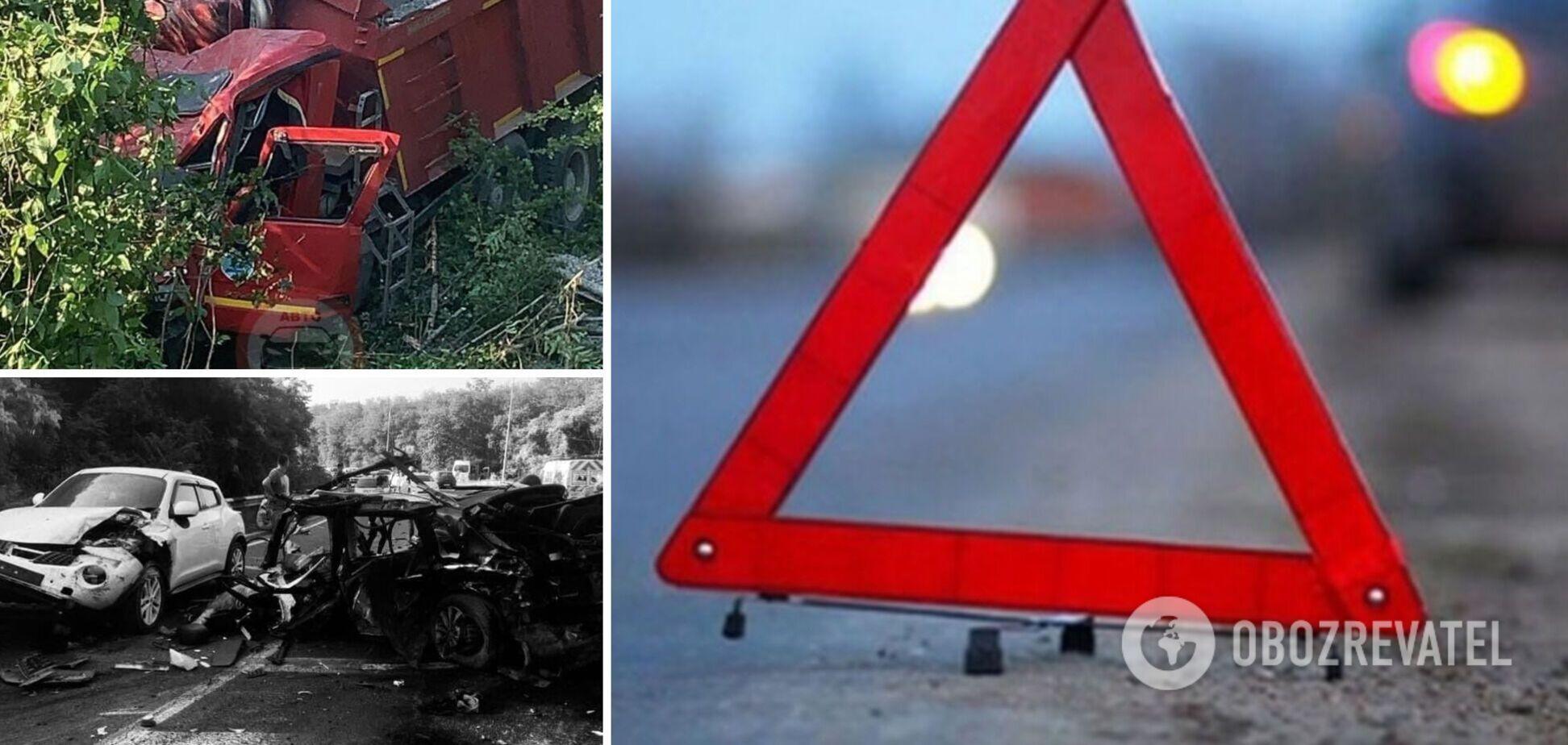 У ДТП в окупованому Криму загинули п'ятеро людей, серед них – двоє підлітків. Фото і відео