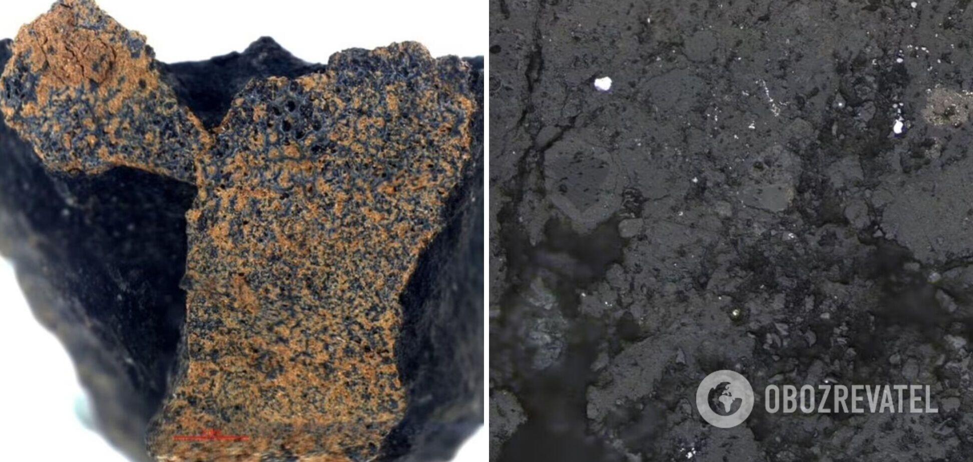 В Британии нашли метеорит возрастом в 4,6 млрд лет – 'свидетель' рождения Солнечной системы