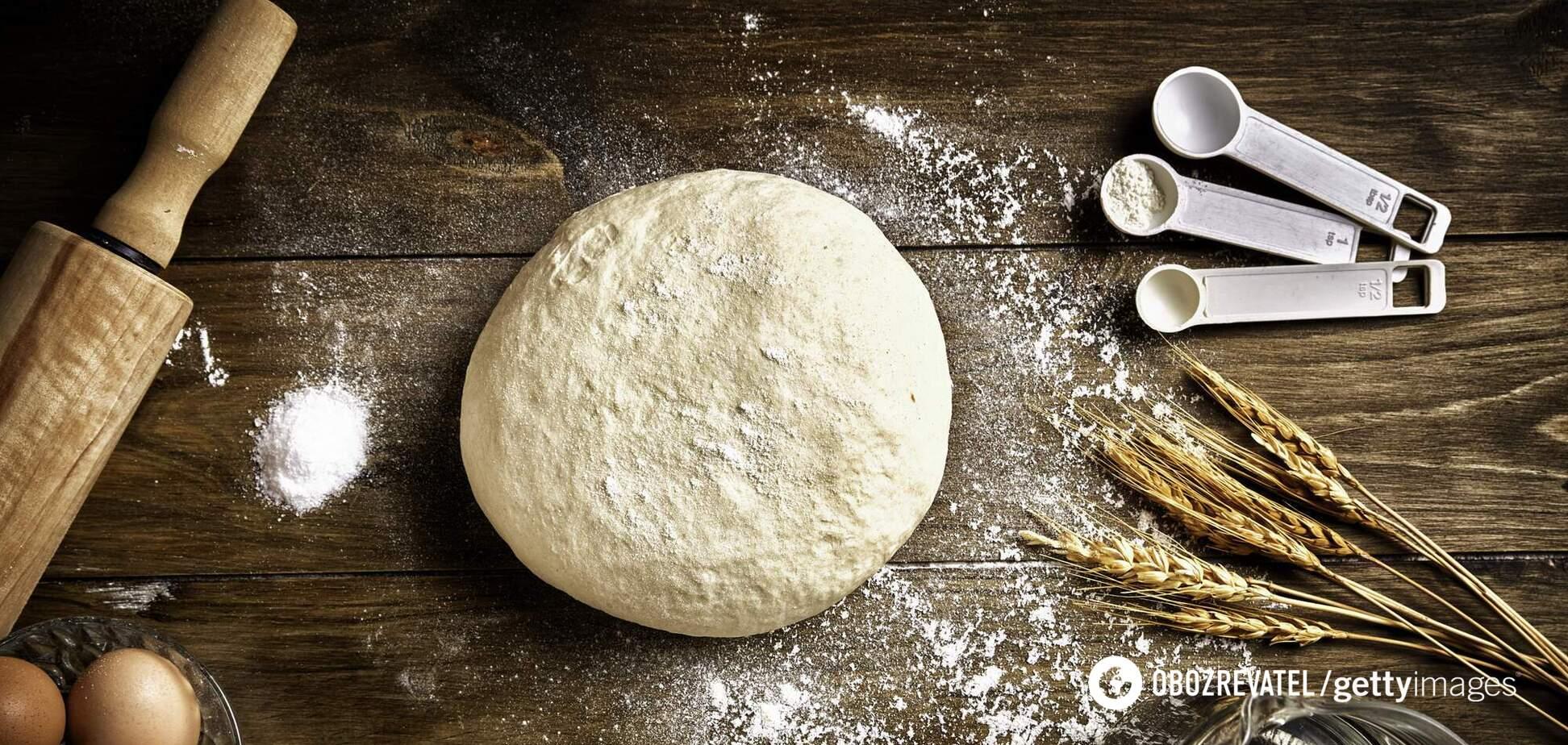 Как дома сделать идеальное тесто