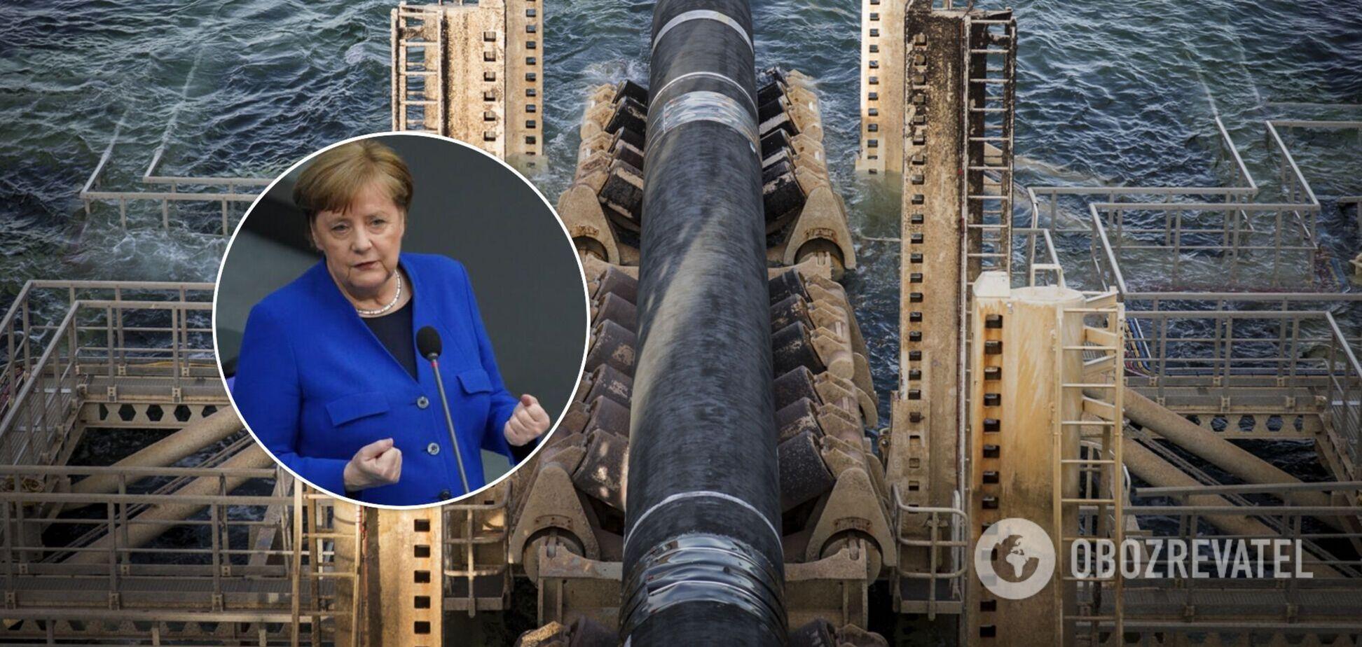 Германия пригрозила последствиями для РФ, если 'Северный поток-2' станет 'оружием' против Украины – Bloomberg
