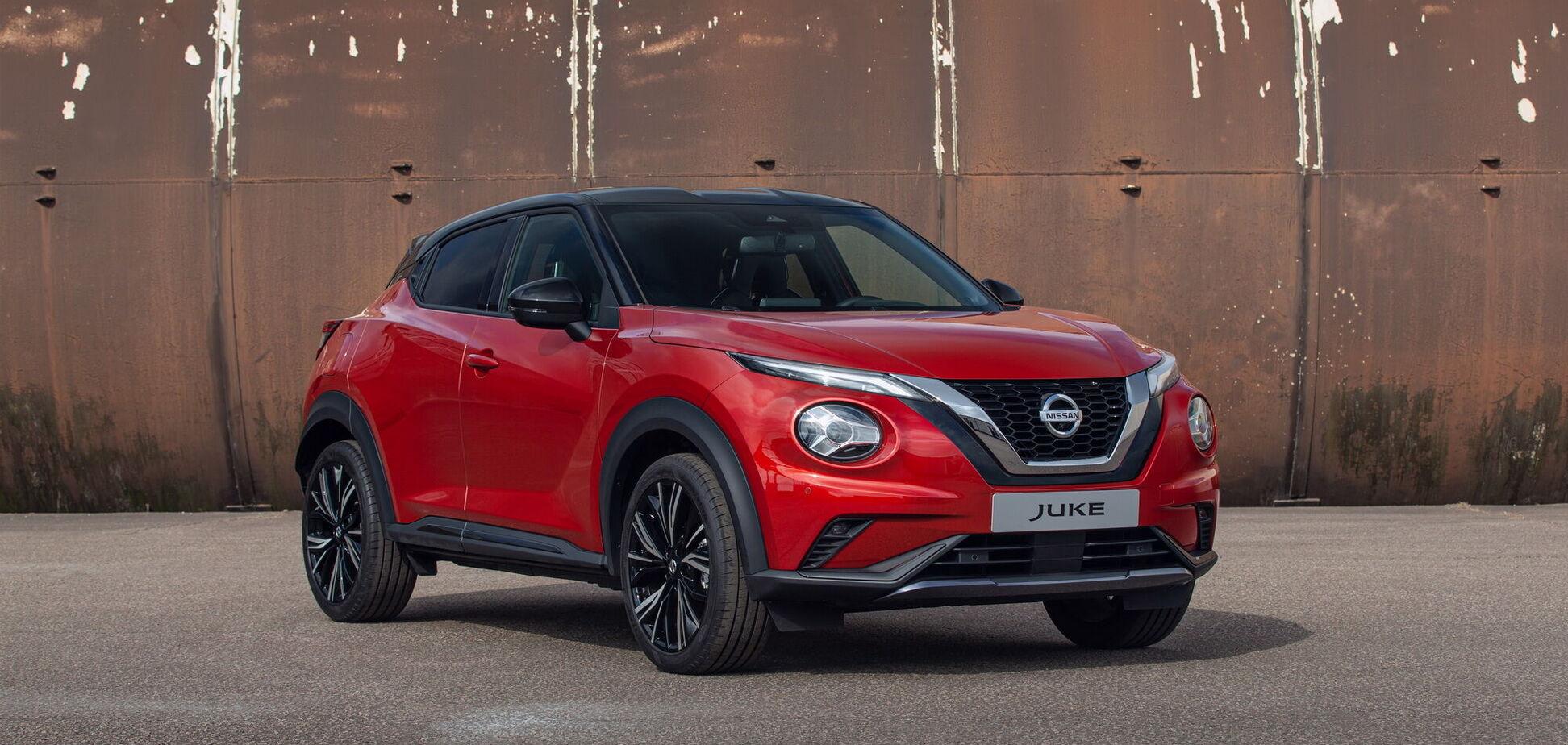 На новый Nissan Juke открыт прием заказов и названы цены