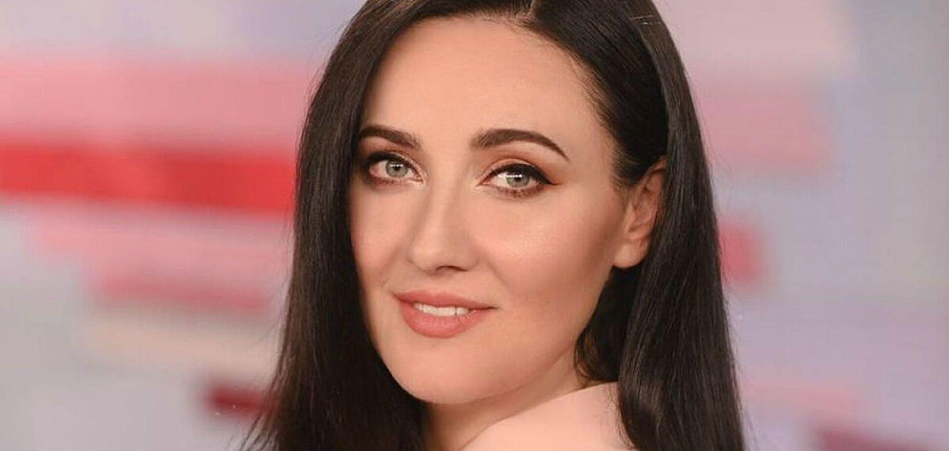 Телеведущая Витвицкая впервые показала пострадавшее в аварии лицо без грима