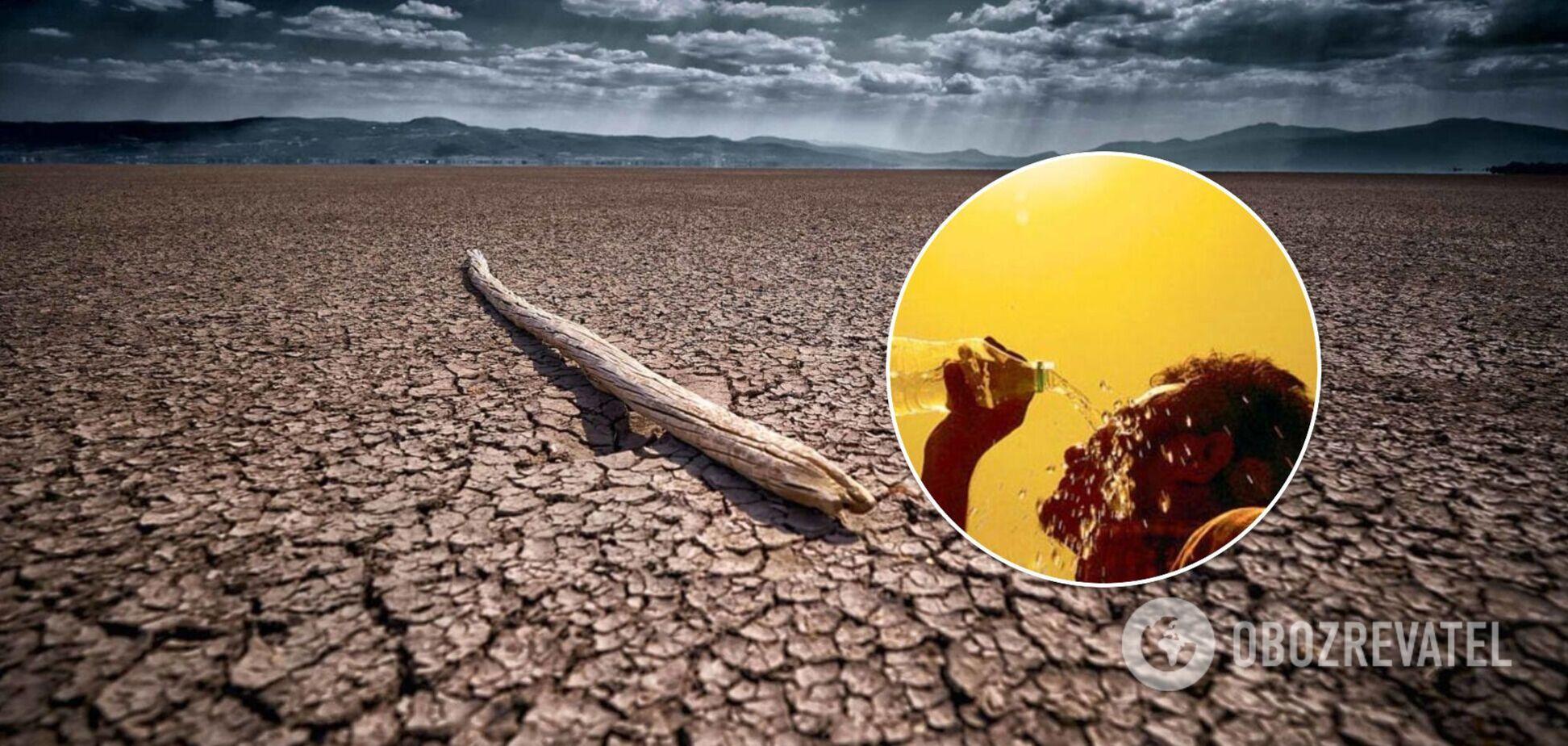 Синоптик – об аномальной погоде: в ближайшие годы жара в Украине будет усиливаться