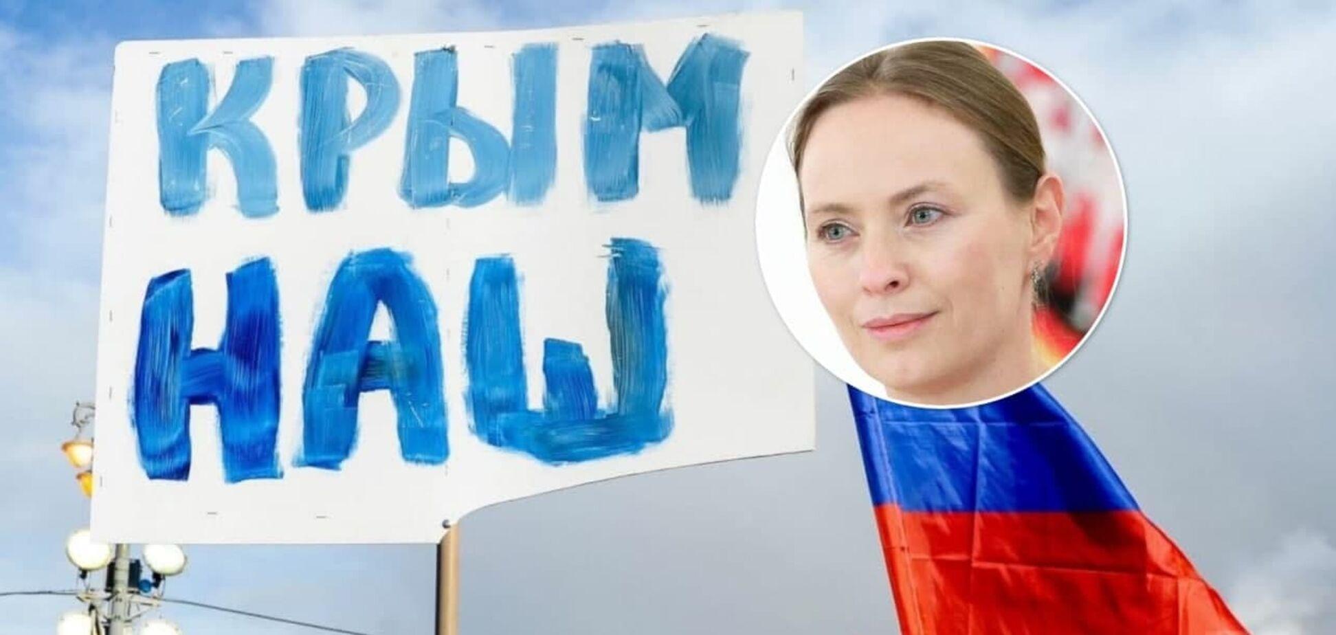 Польська політикиня – про анексію Криму: колись доведеться прийняти це