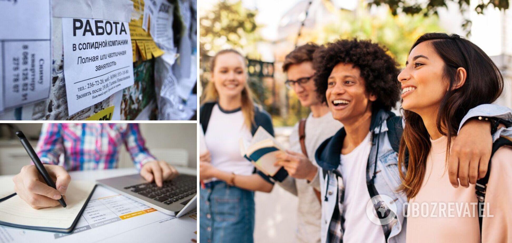Робота іноземних студентів в Україні: що дозволено і на яких умовах