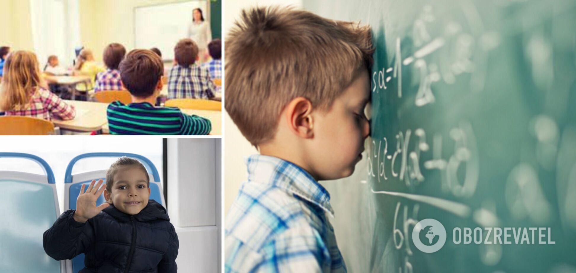 Украину ждет реформа школьного образования, которая понравилась не всем