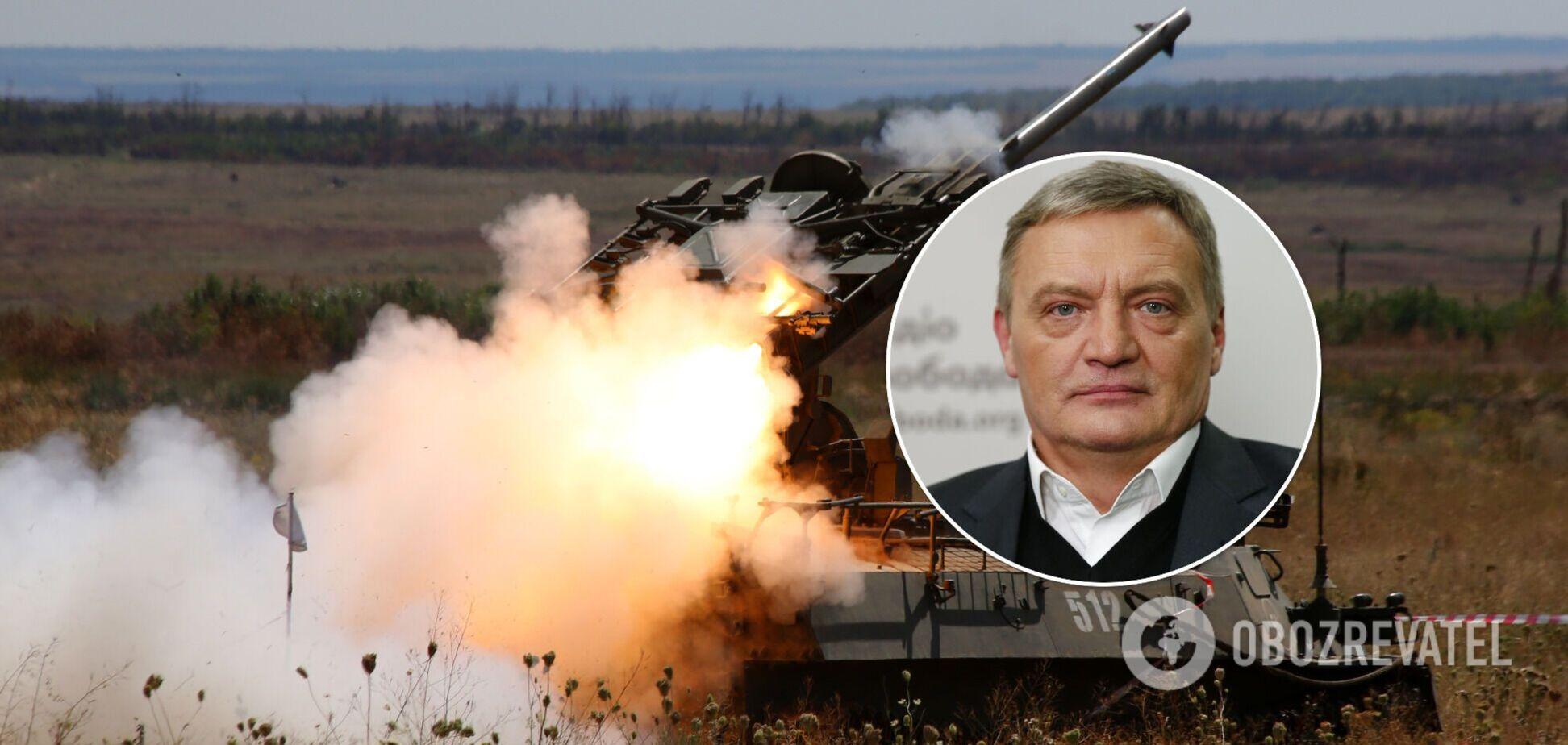 Україні доведеться терміново звільняти Донбас, – Гримчак