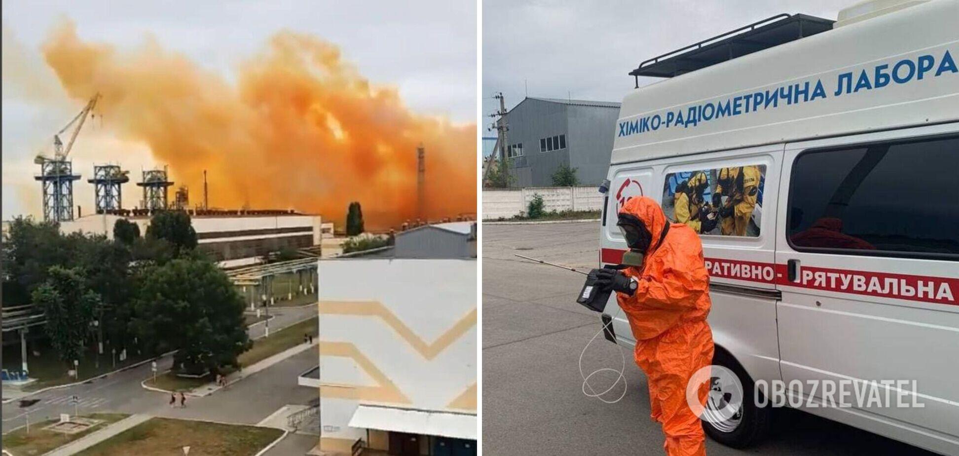 Експерти перевірили якість повітря