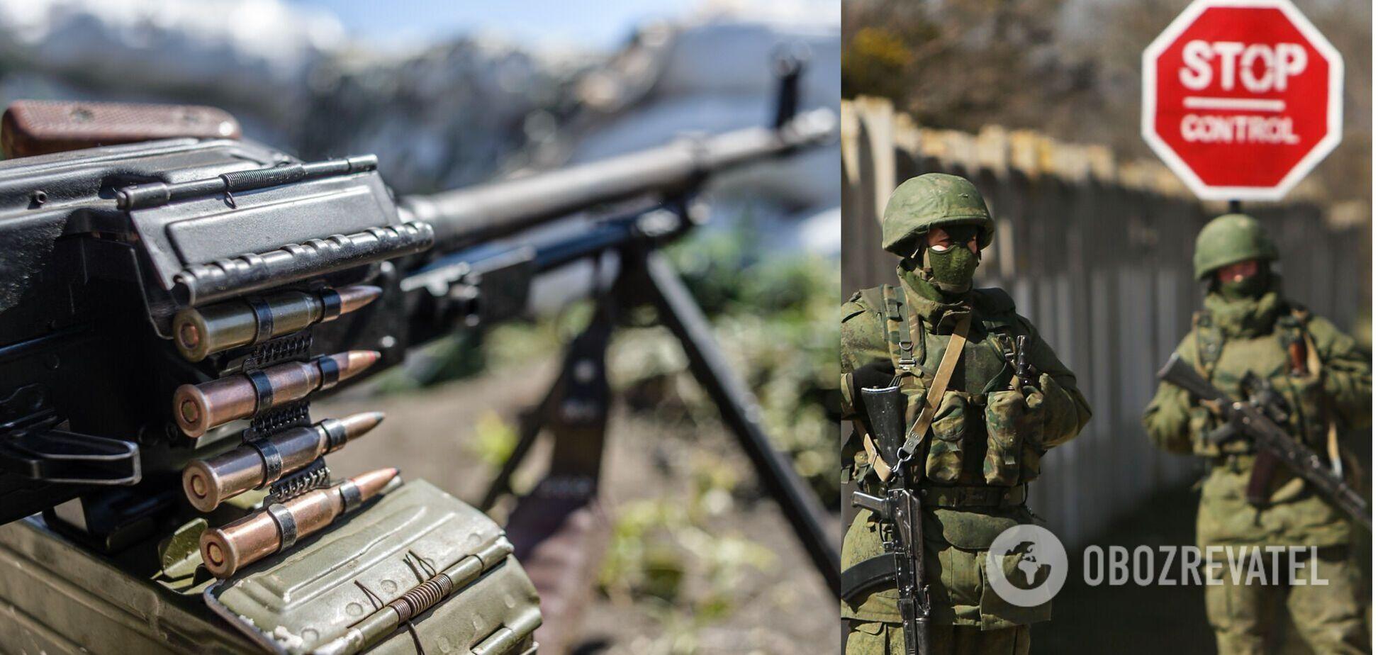 Україні слід готувати армію до звільнення Донбасу, – Гримчак