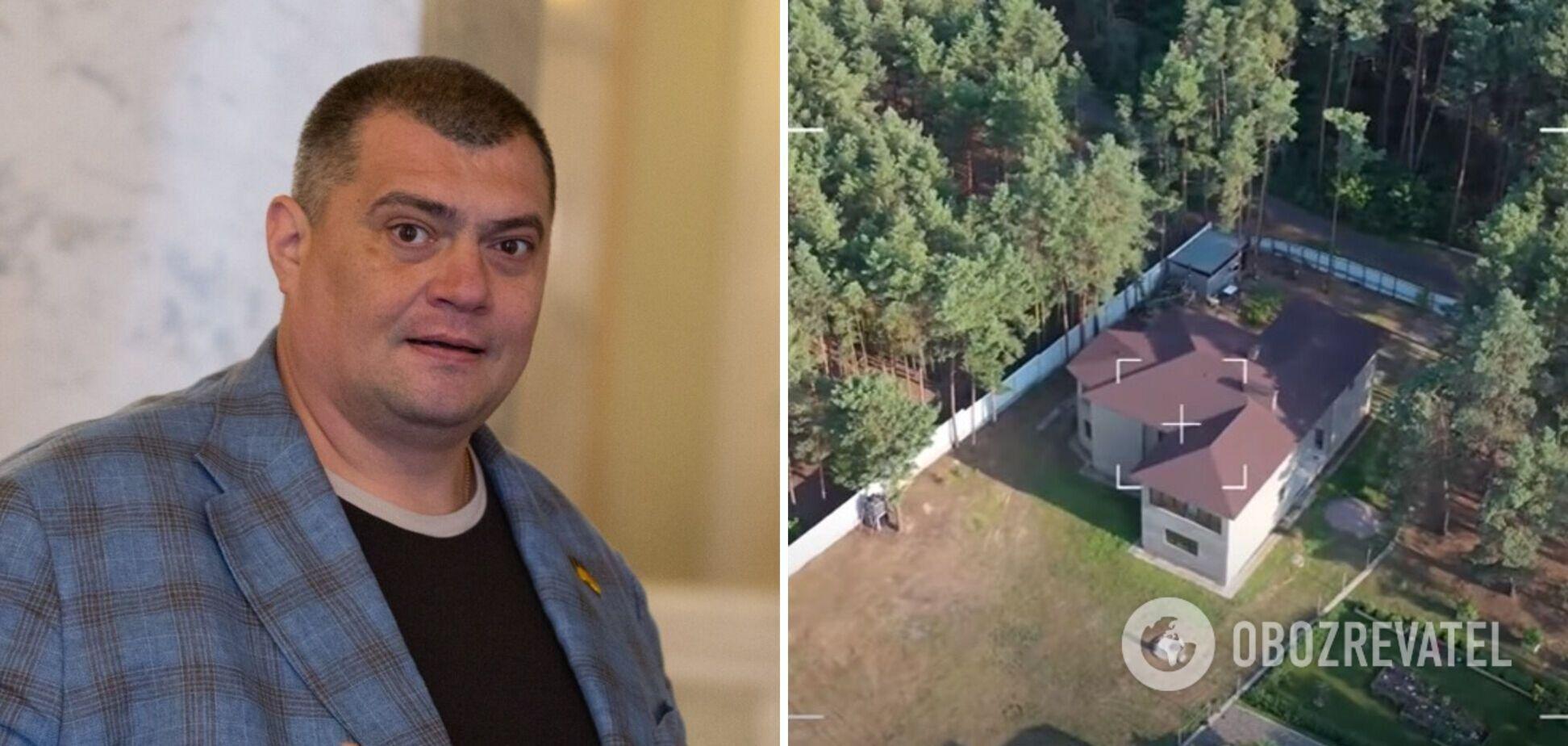 В сети показали загородный дом Юзика