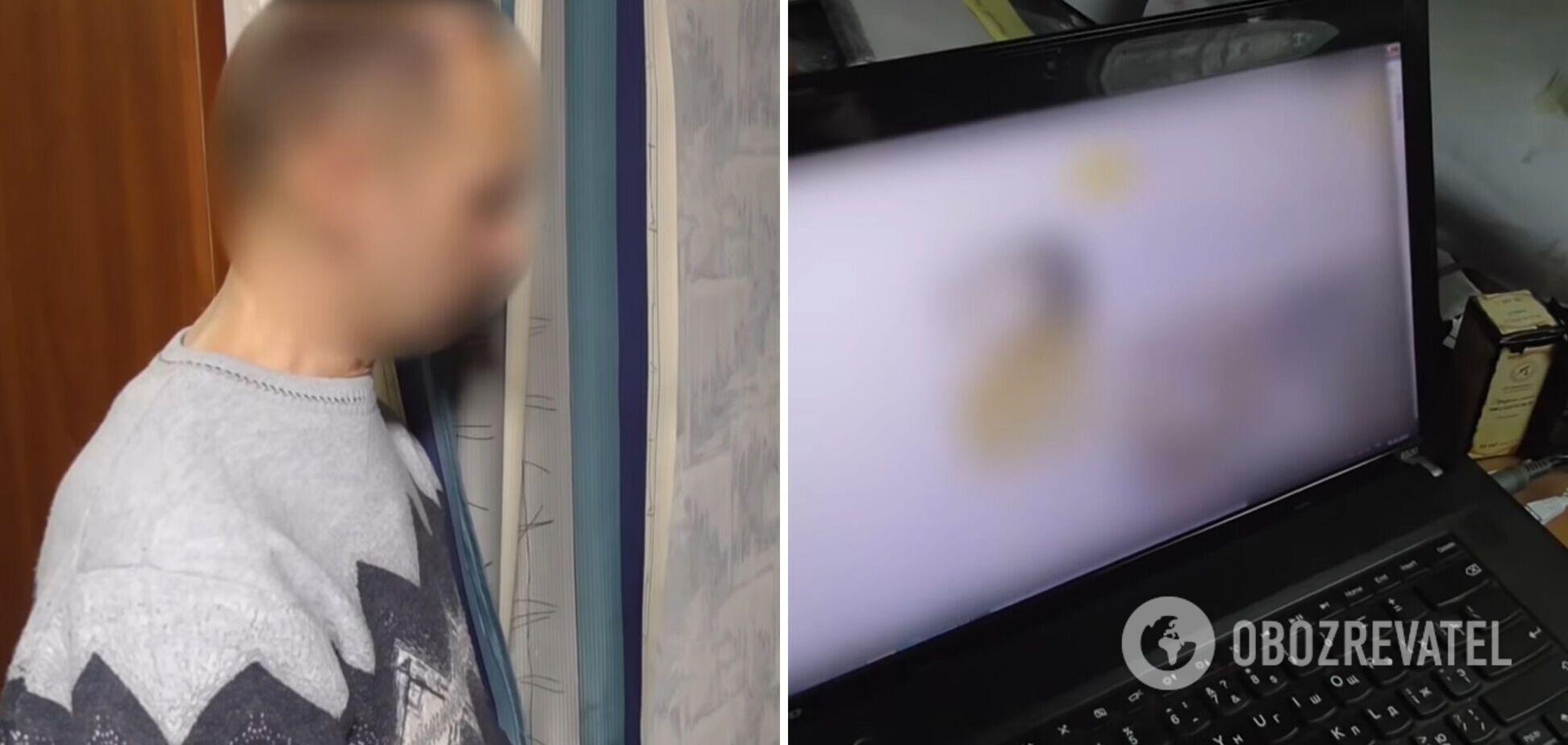 Мужчина развращал несовершеннолетних и торговал порноснимками