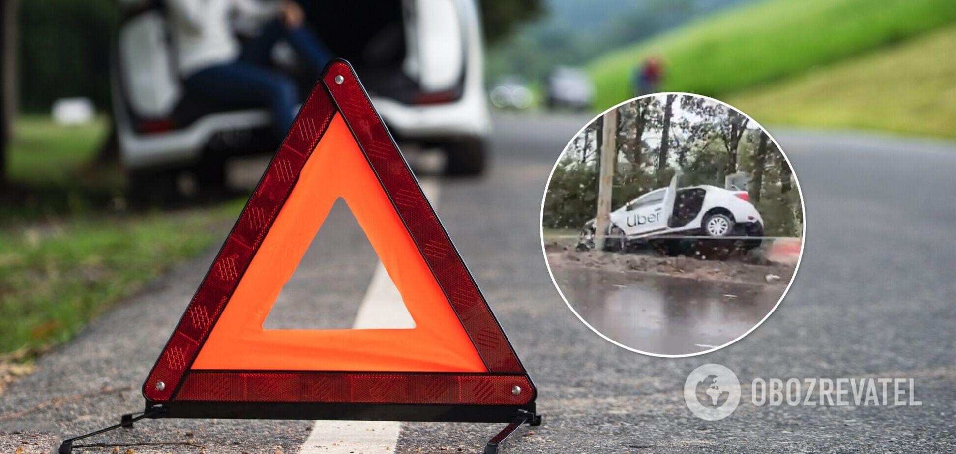 Аварія сталася недалеко від аеропорту «Бориспіль»