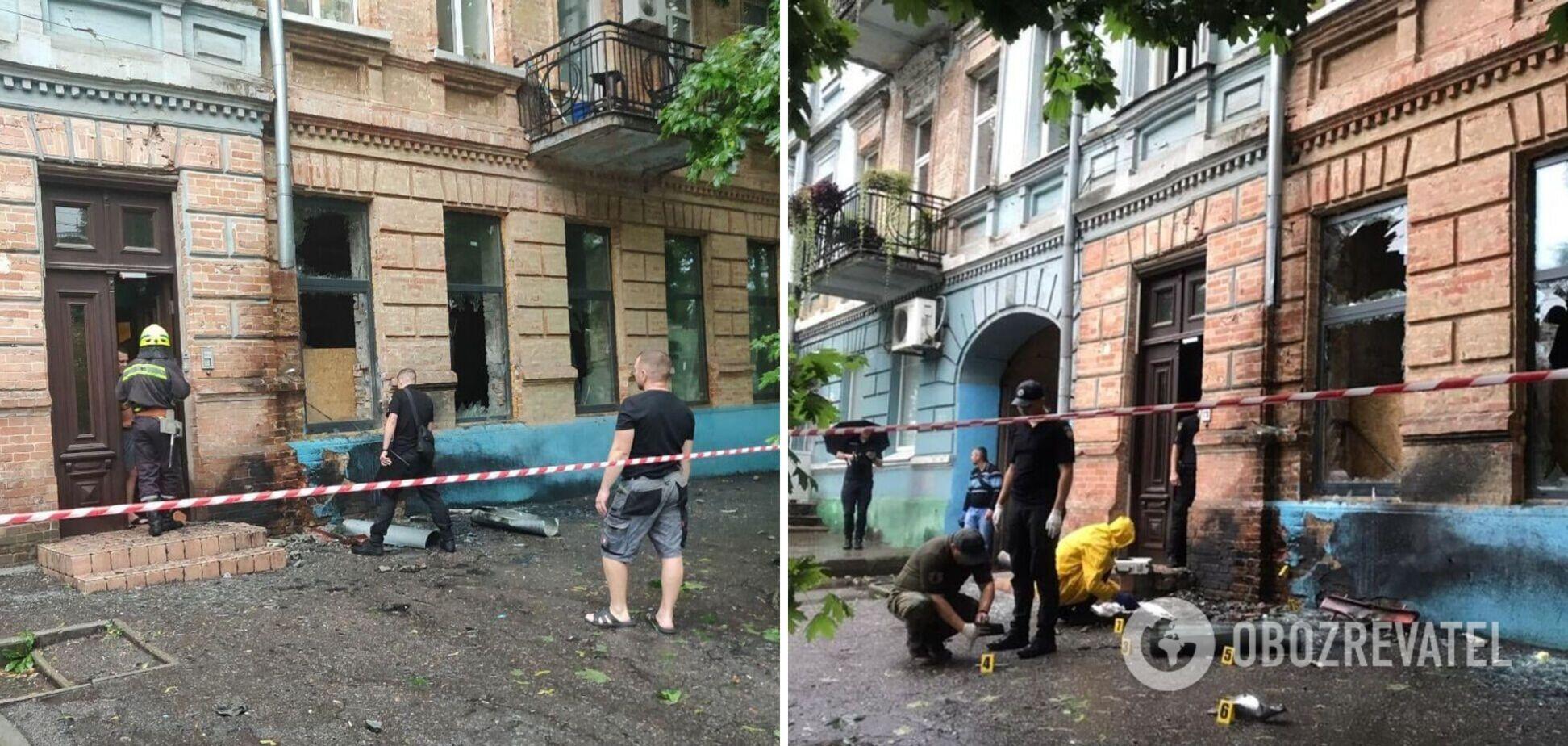 В центре Днепра прогремел взрыв в многоэтажке. Фото и видео