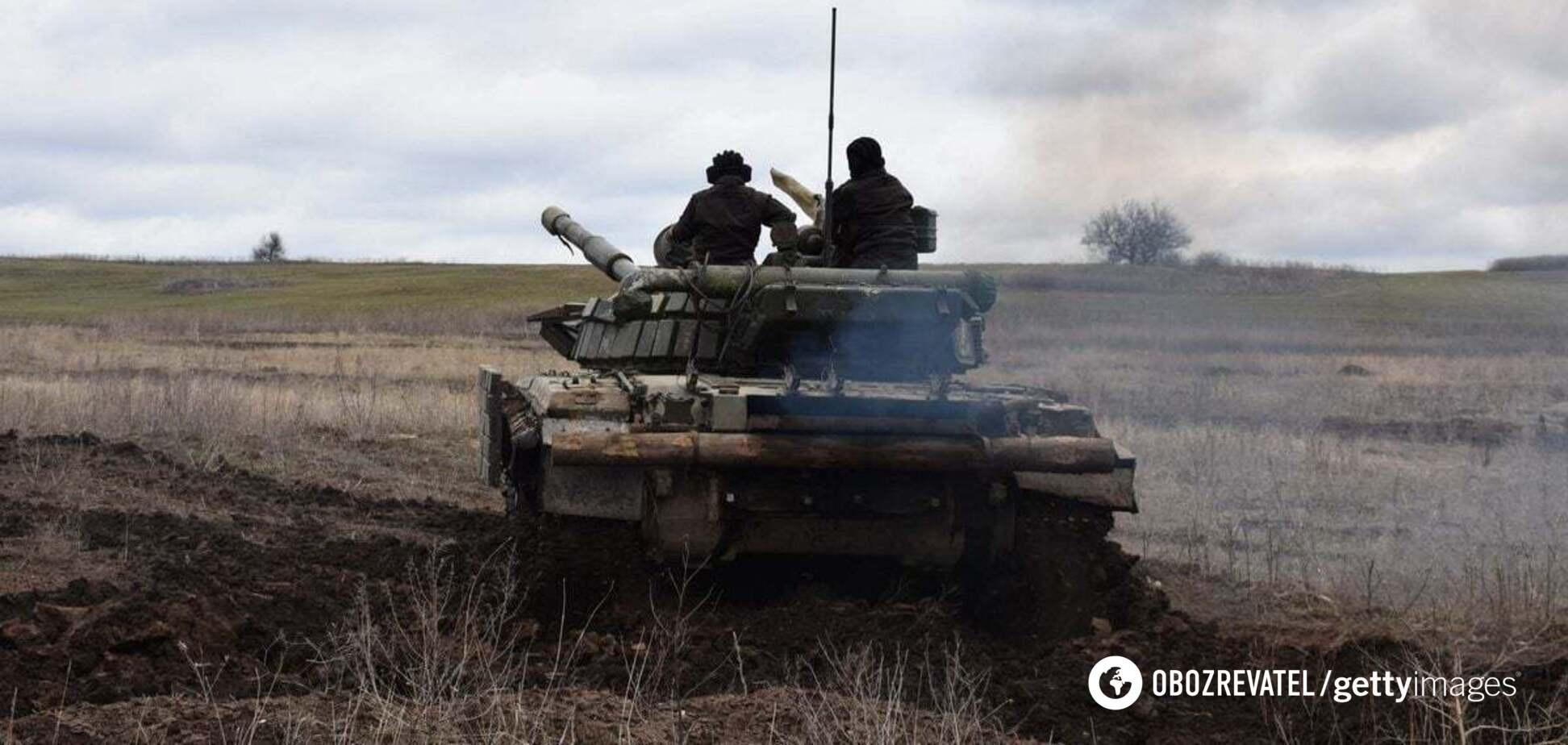 Оккупанты применили против ВСУ минометы и гранатометы, есть раненый, – штаб ООС