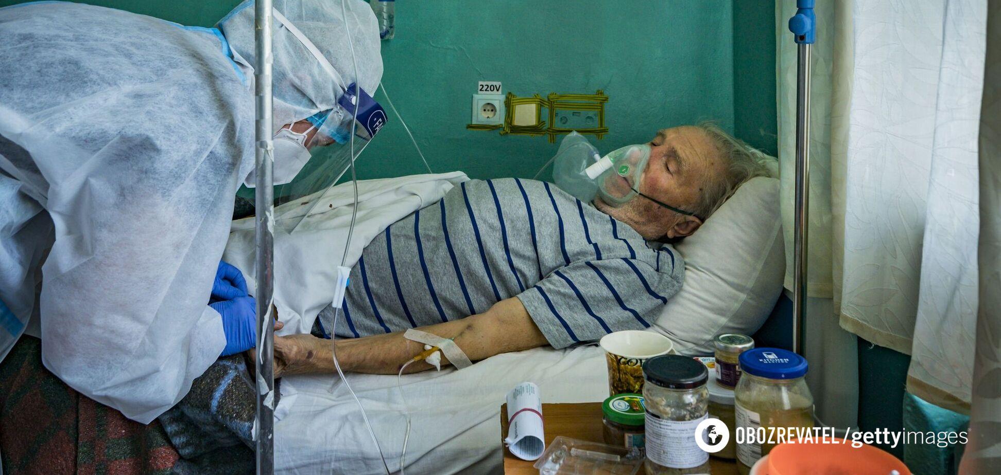 Смертность возросла на 25%, но не все смерти от COVID-19, – социолог Головаха