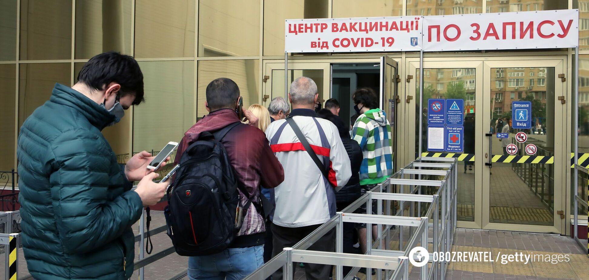 В Киеве сделать прививку от COVID-19 могут все желающие, – Кличко