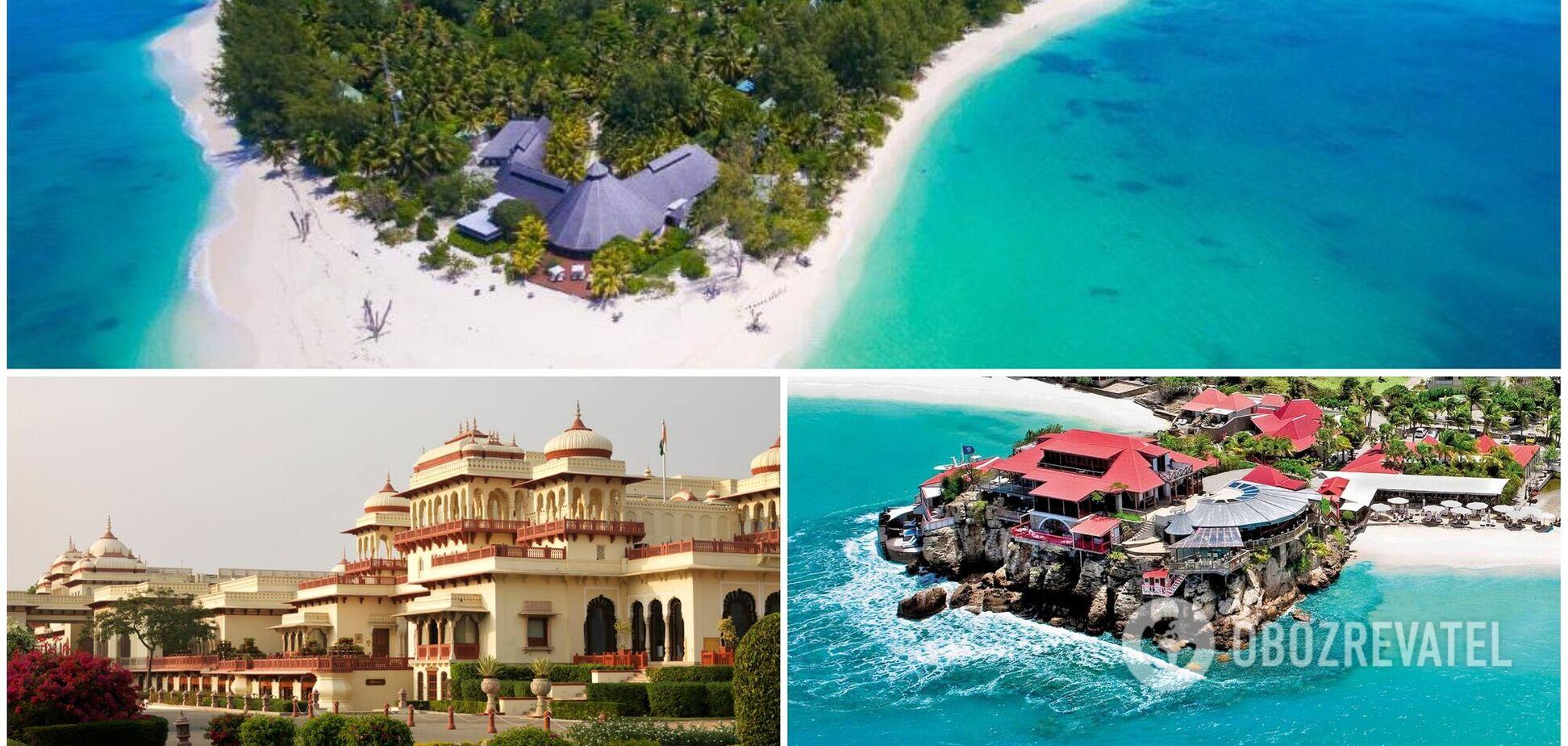 5 самых дорогих мест на планете, где отдыхают только миллиардеры, принцы и звезды. Фото