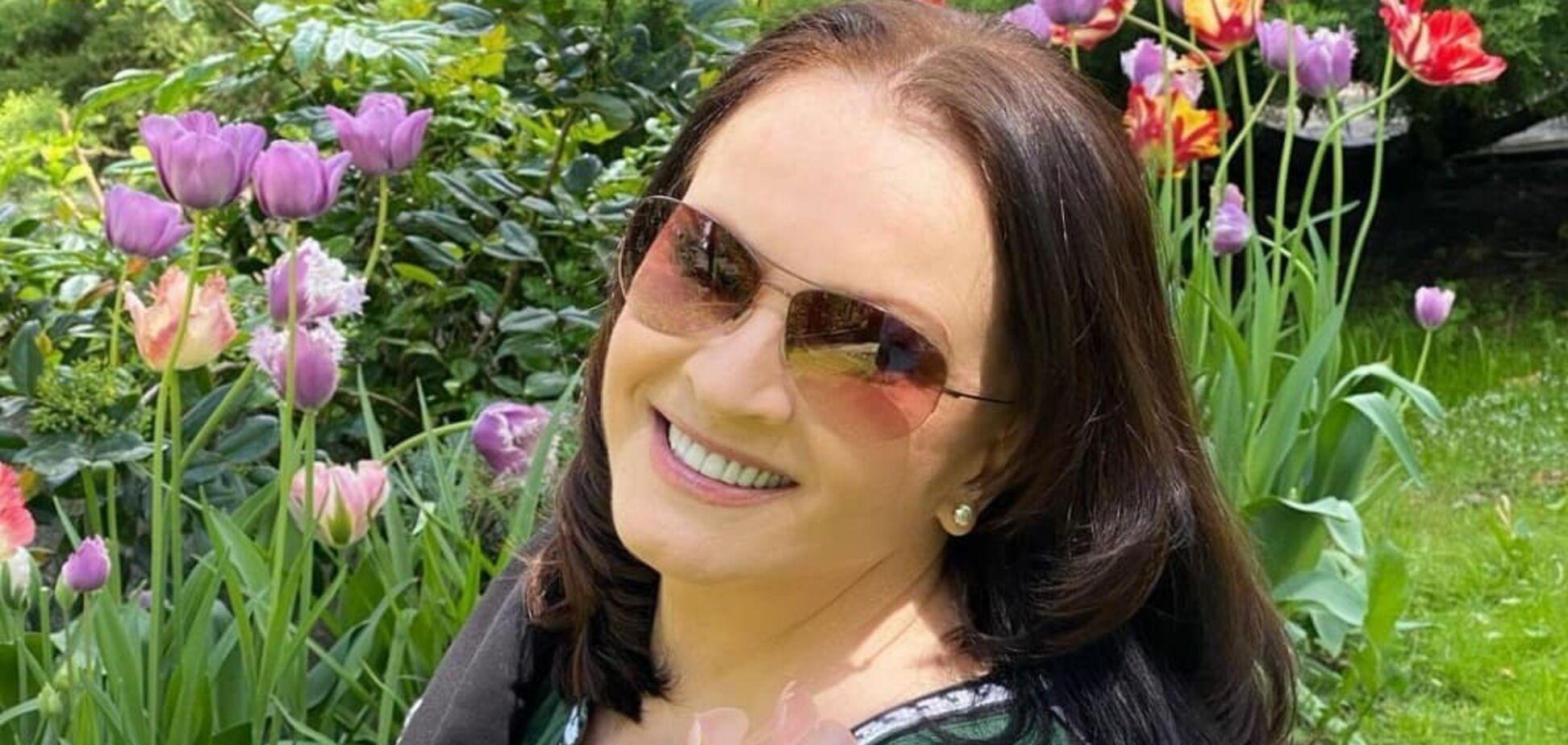 Співачка Софія Ротару