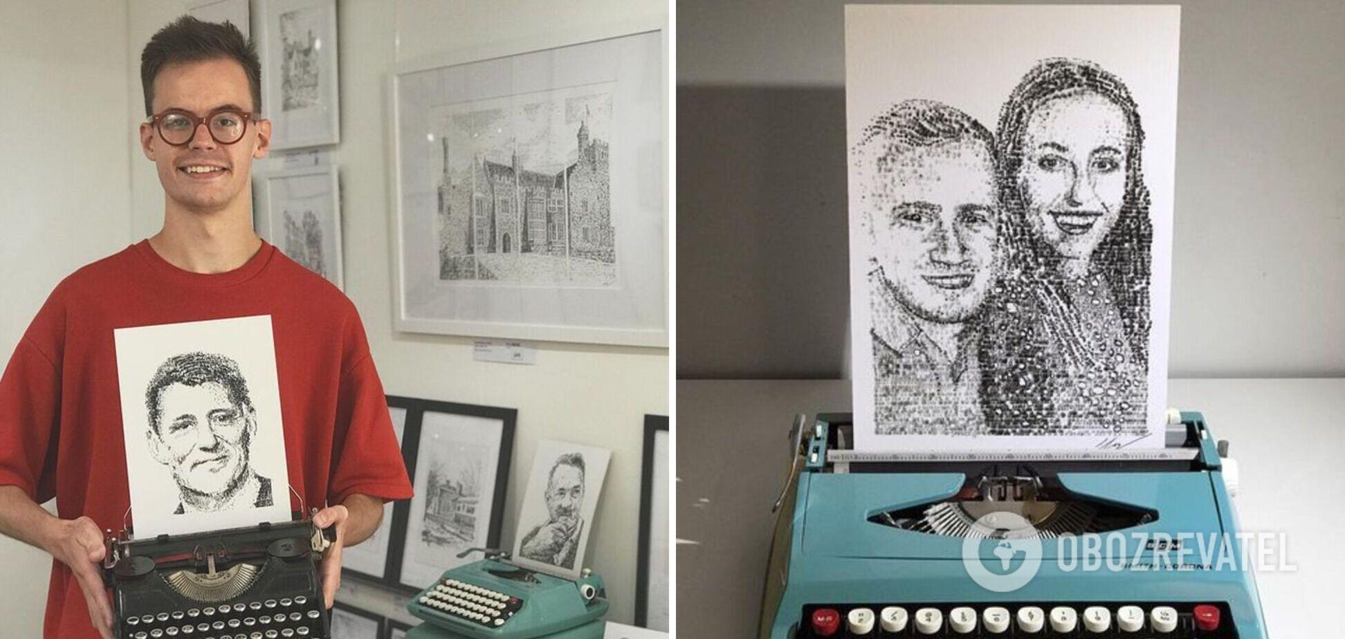 Джеймс Кук рисует архитектуру, натюрморты, пейзажи и портреты