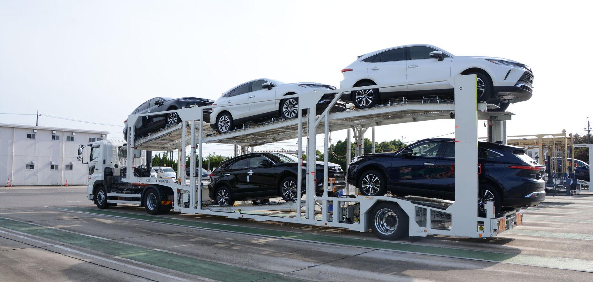 В Украине выросли поступления от импорта автомобилей
