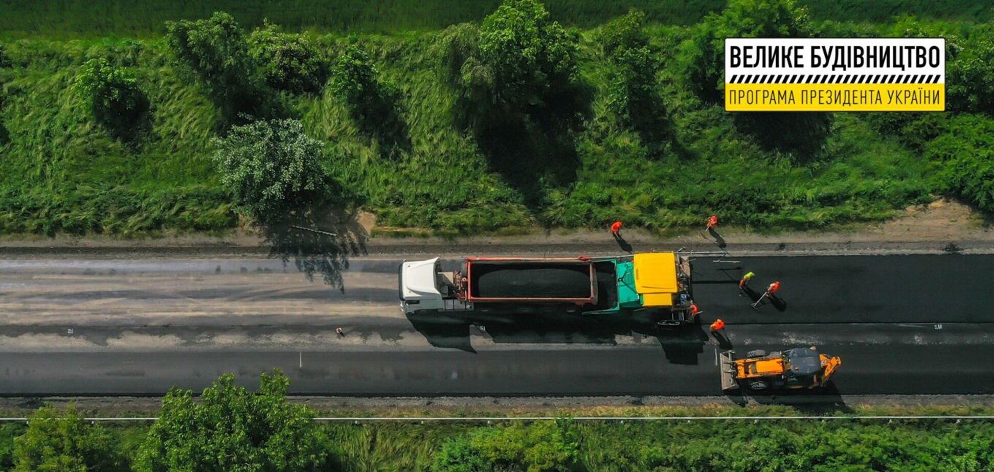 'Большая стройка': Укравтодор предупредил водителей о ремонтах приграничных дорог на Закарпатье
