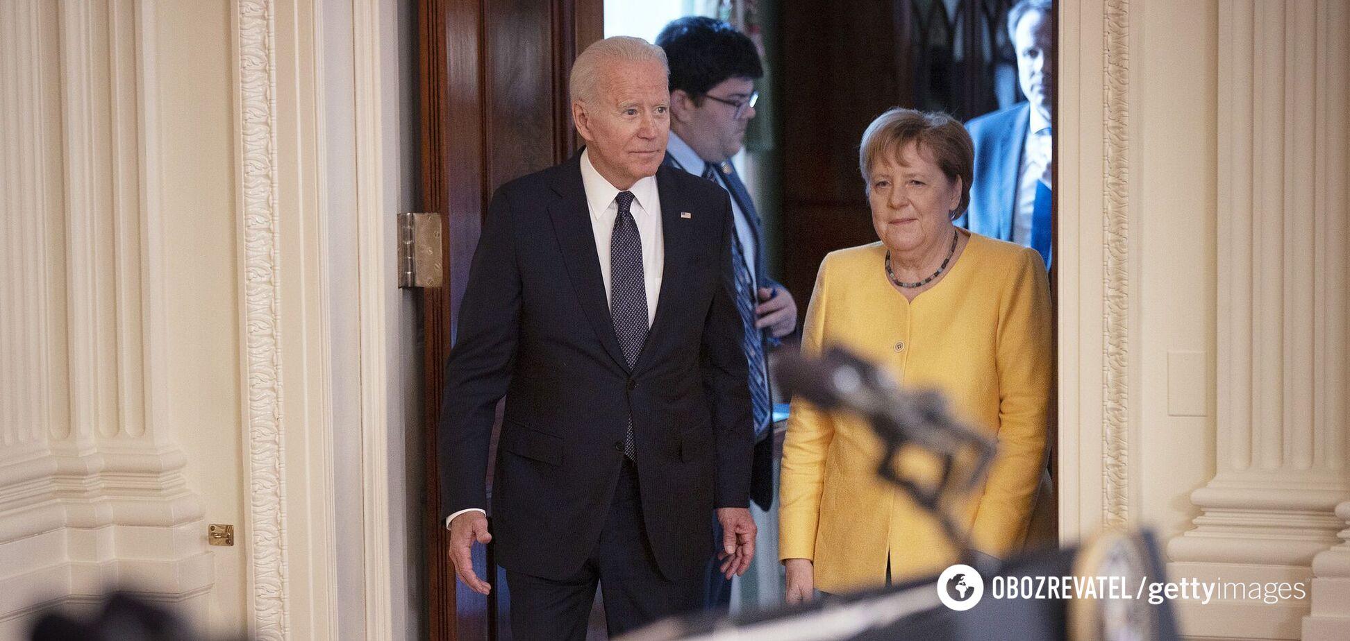Інвестиції до $1,7 млрд і допомога з Донбасом: розкрито деталі угоди США і Німеччини щодо 'Північного потоку-2'