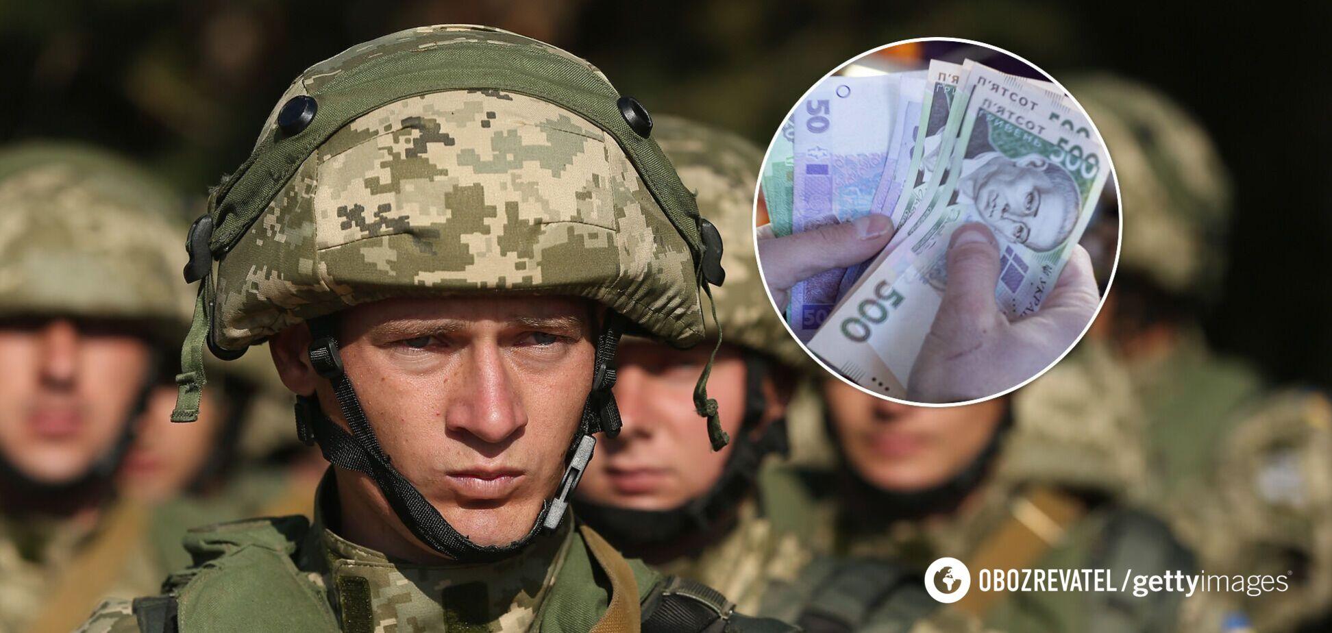 Пенсії військовим в Україні підвищать: названо терміни виплат