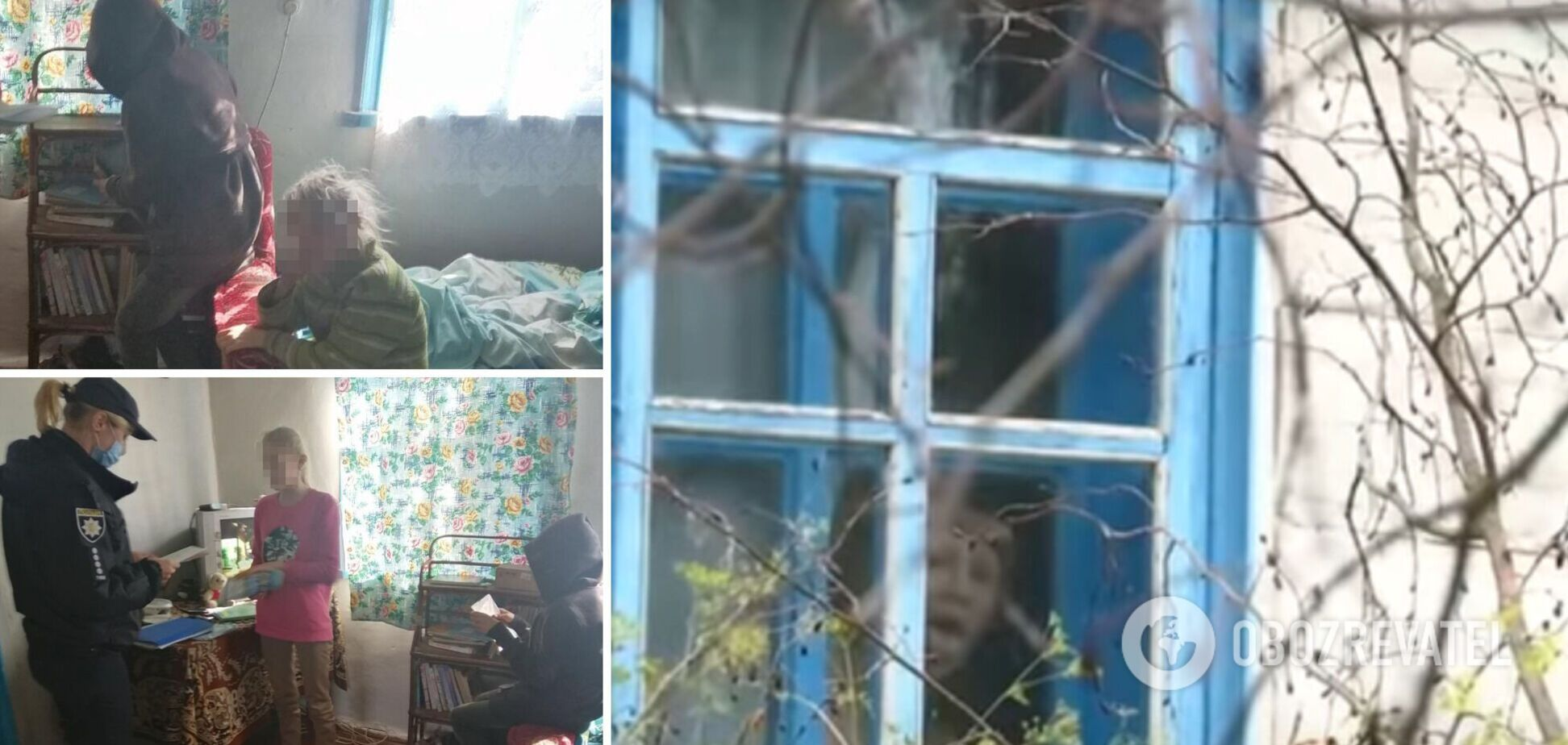 На Житомирщині горе-матір покинула чотирьох дітей і тиждень пиячила у сусідньому районі