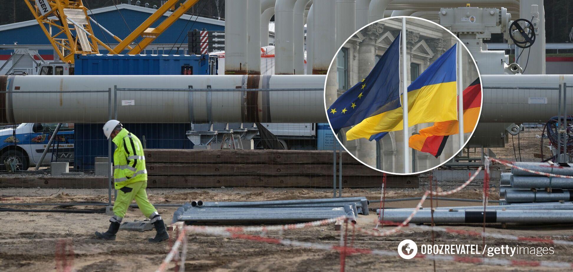 У МЗС заявили, що Україна не брала участь у переговорах щодо 'Північного потоку-2'