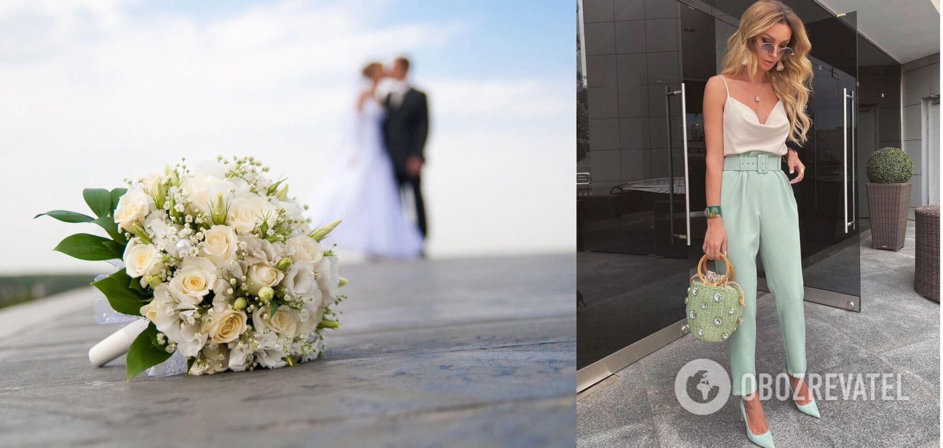 У чому піти на весілля гостям