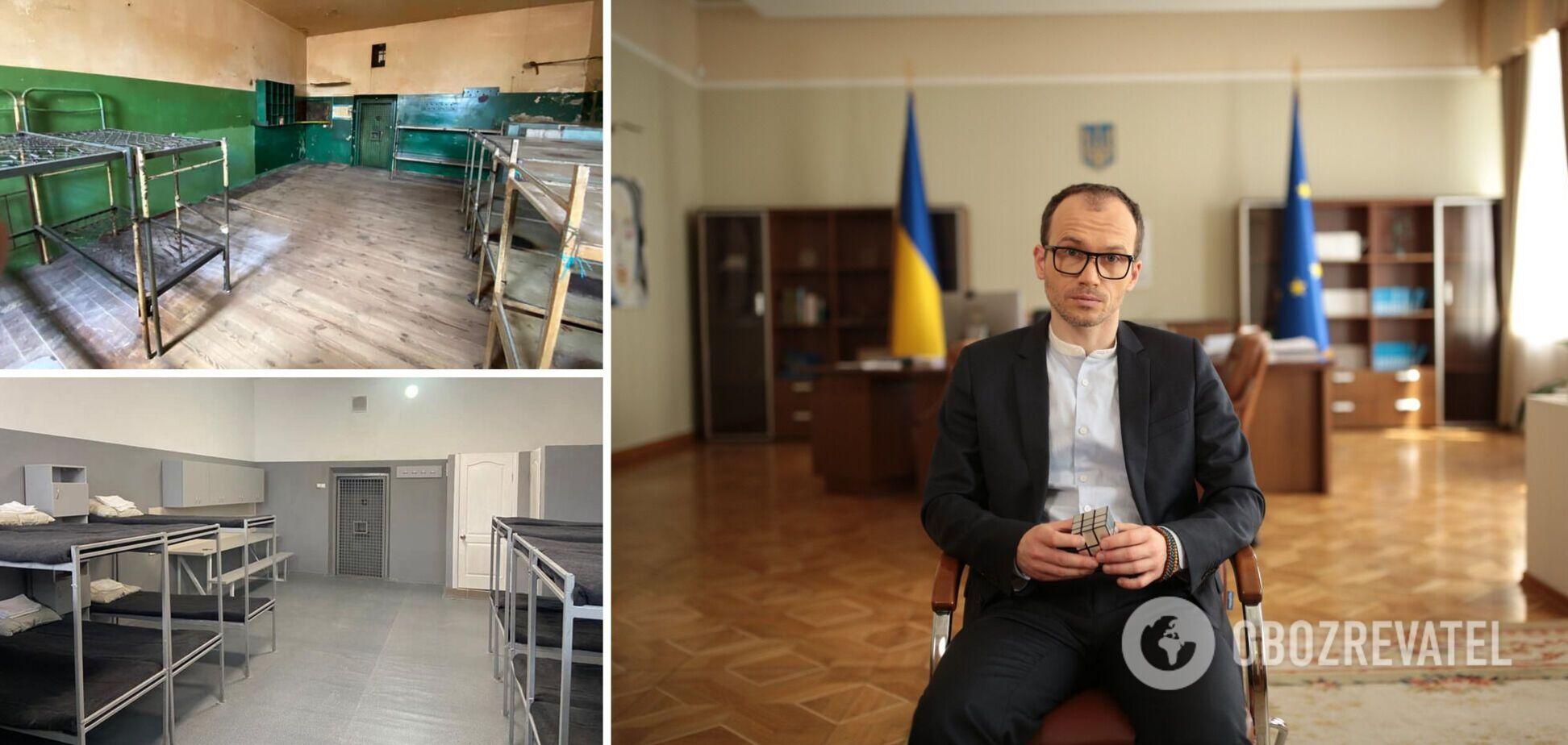 Дениса Малюська могут отправить в отставку