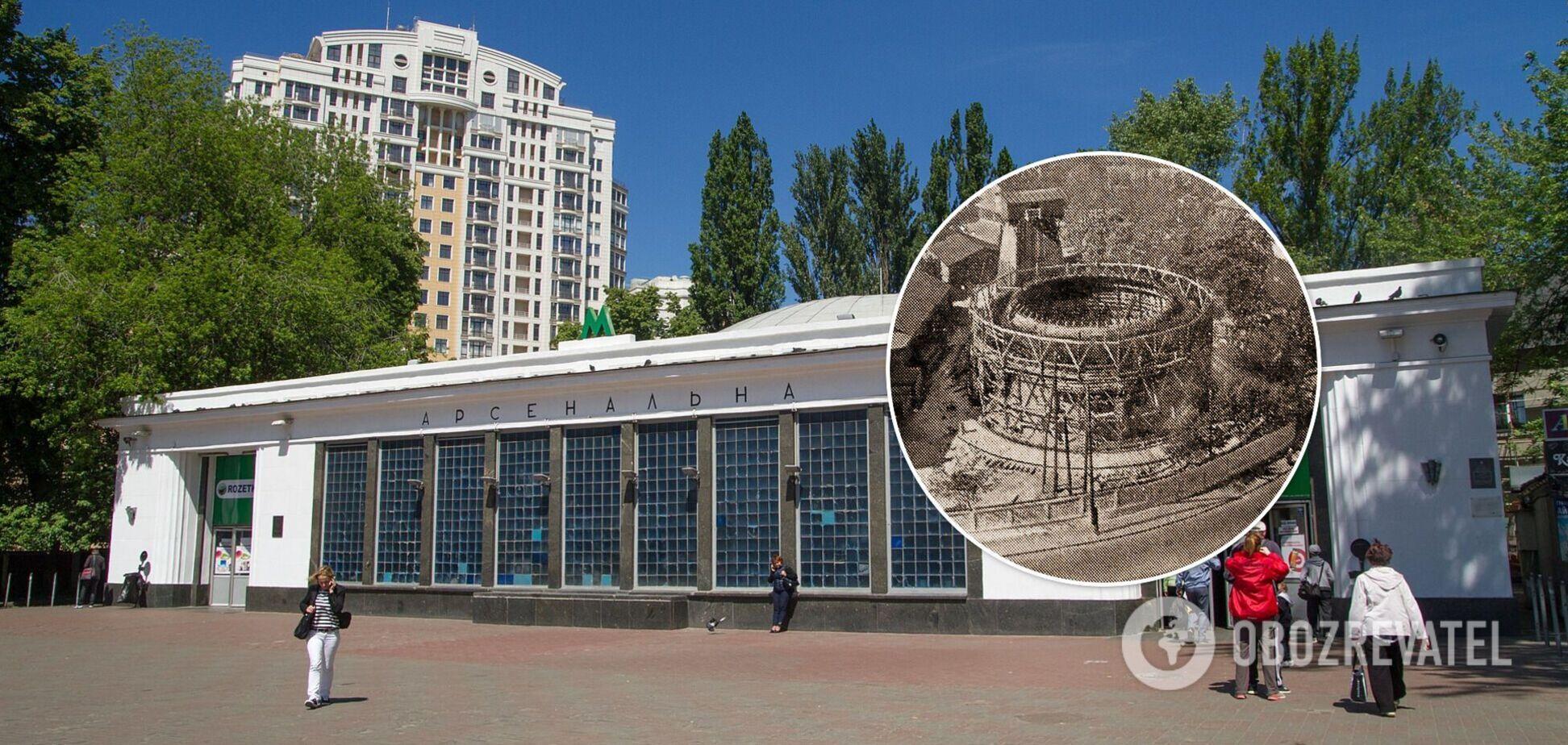 Станція почала приймати пасажирів у 1960 році