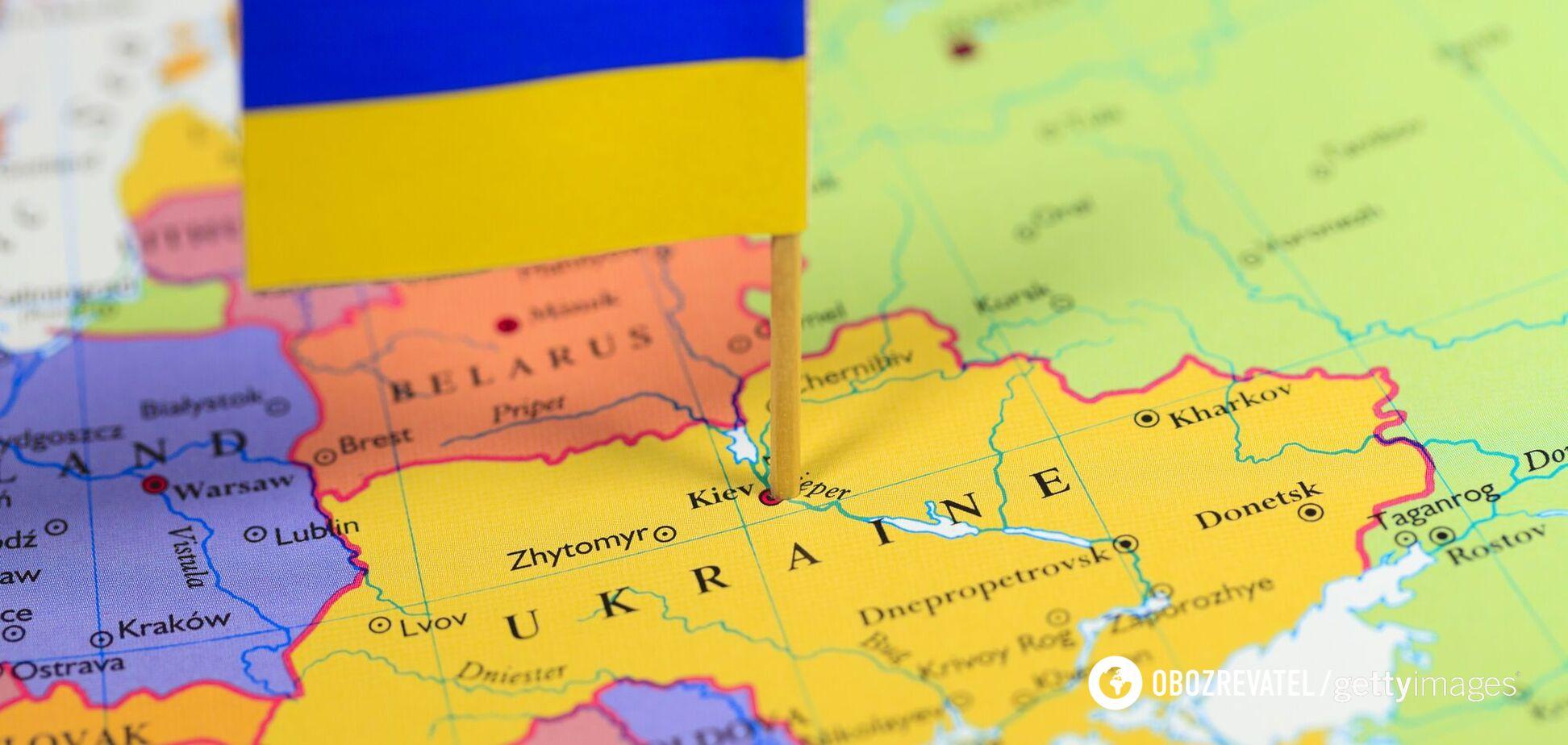 Если Украина не будет сильной, мира не будет