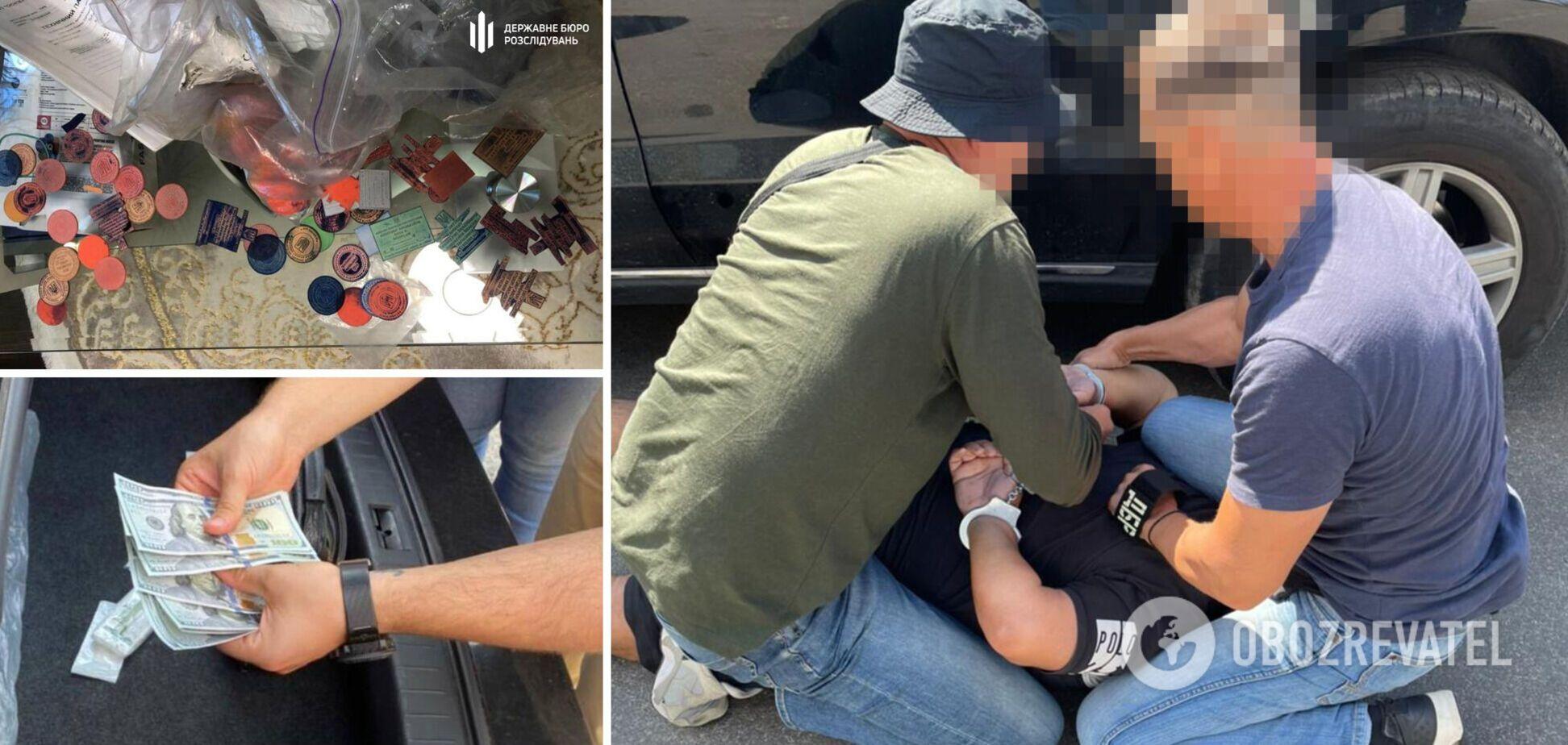 Вимагали гроші у поранених бійців: ДБР викрило членів МСЕК, які заробляли на оформленні інвалідності. Фото