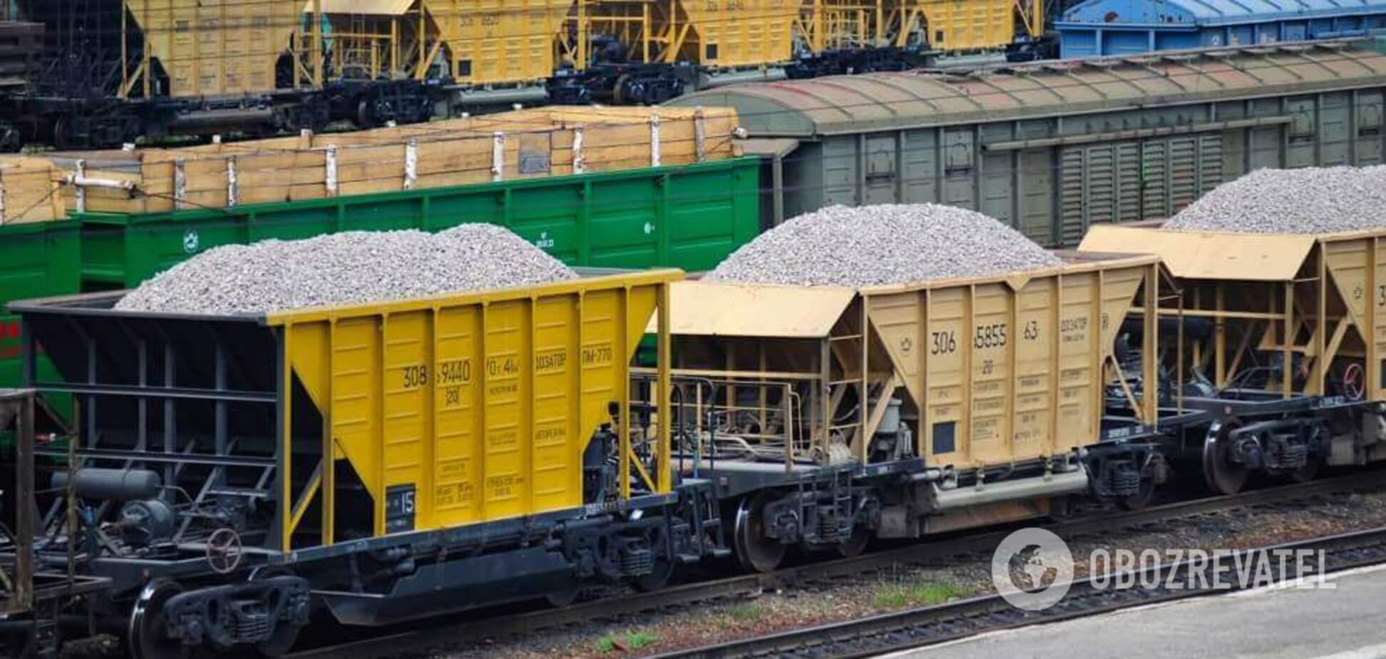 Укрзалізниця не отримає очікуваних коштів від підвищення залізничних тарифів, –Укрцемент
