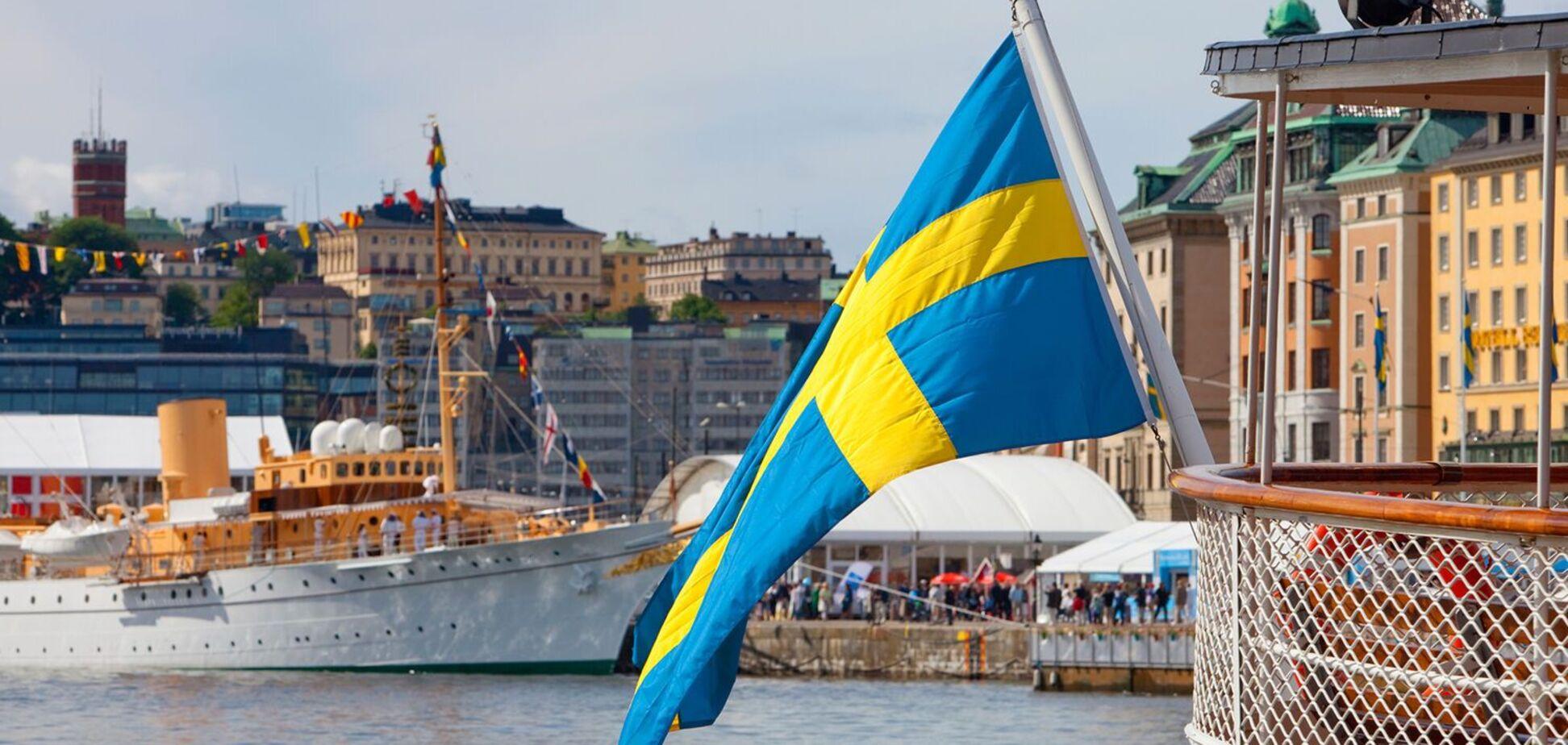 При въезде в Швецию нужен отрицательный тест на COVID-19