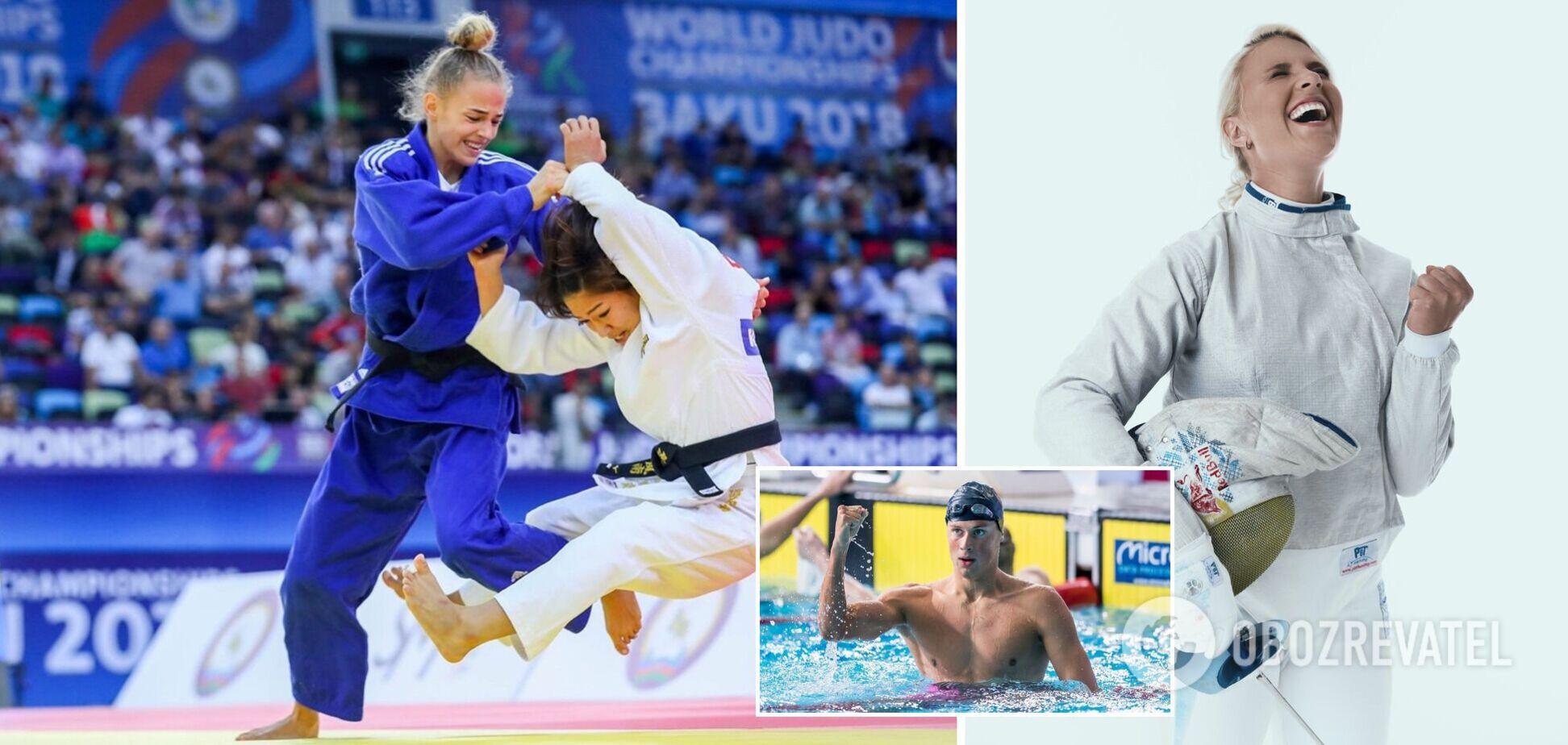 Олімпіада-2020: хто в збірній України претендує на 'золото' і медалі