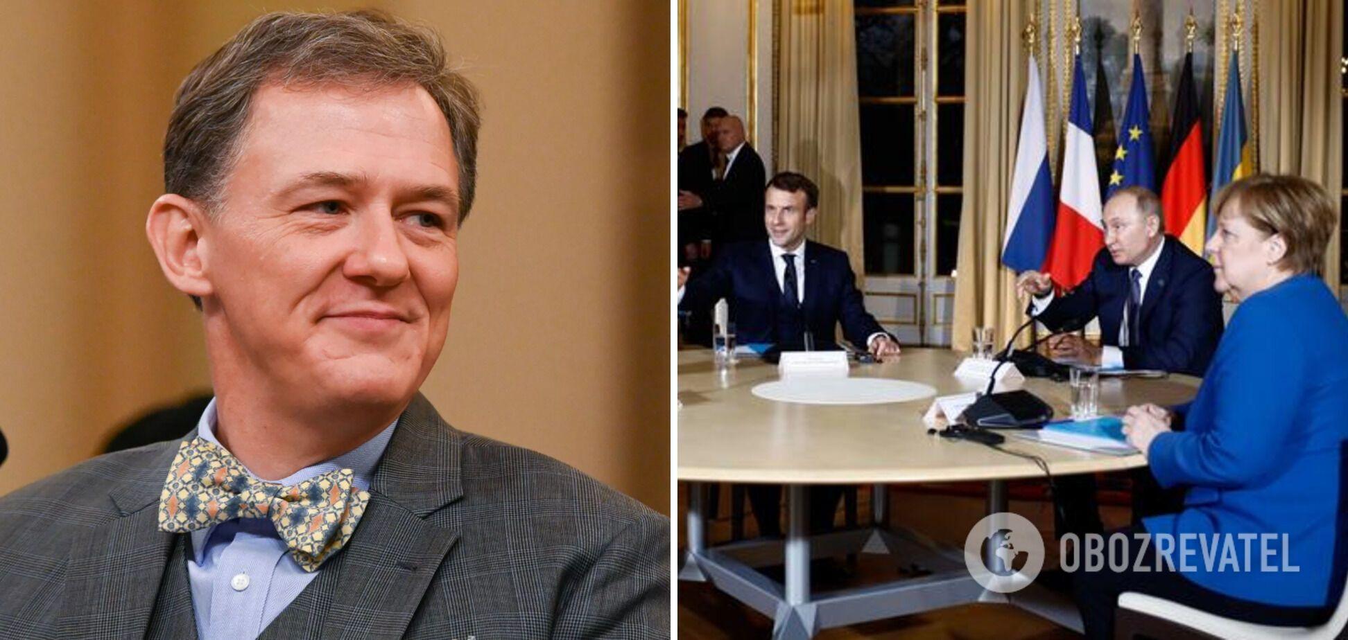 Американский дипломат – о предложении Украины: не ожидаю прямого участия США в Нормандии или Минском процессе