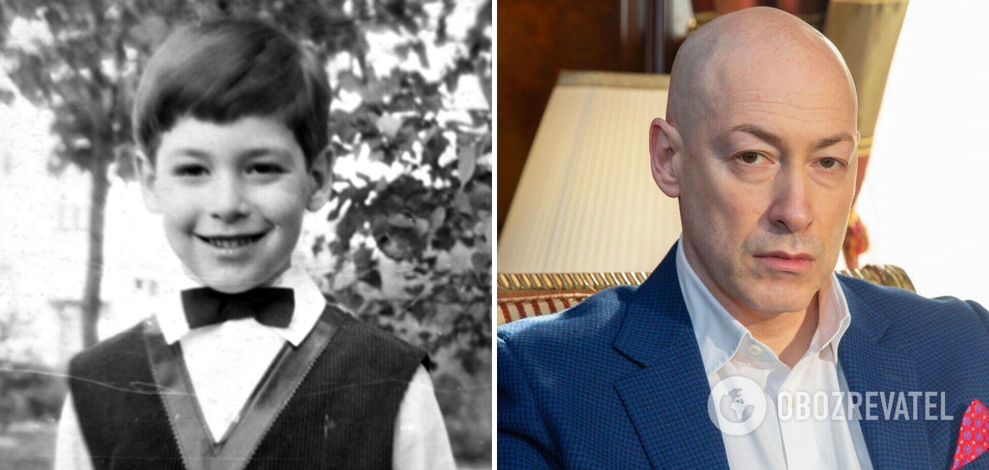 Как менялся Дмитрий Гордон: фото звезды на протяжении карьеры