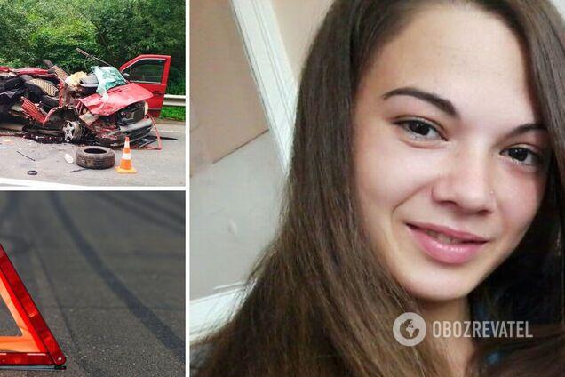 В ДТП на Закарпатье погибла молодая мама двух детей
