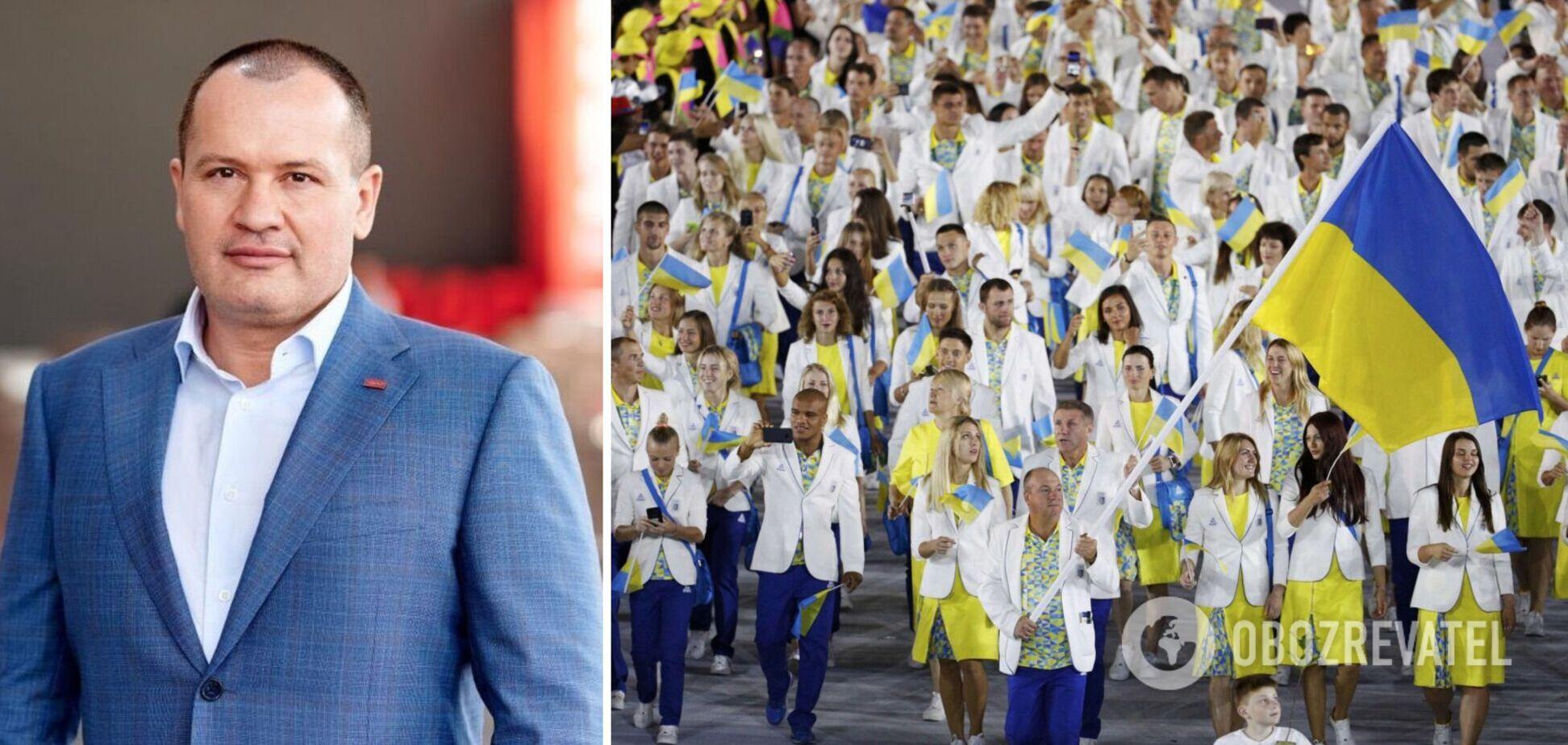 Найменша в історії України збірна на Олімпійських іграх є результатом недофінансування спорту, – Палатний