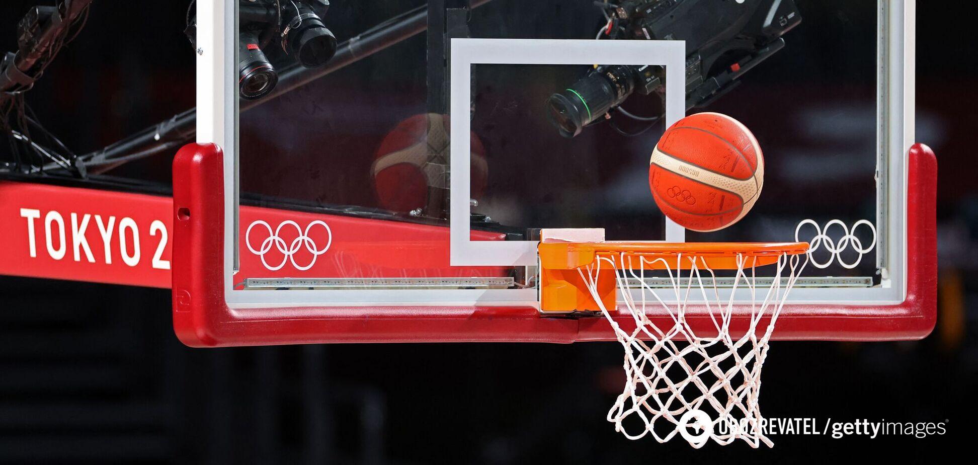 Баскетбол Олимпиада 2020 расписание